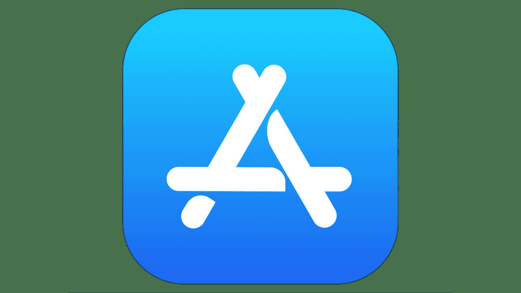App Store logo Logo