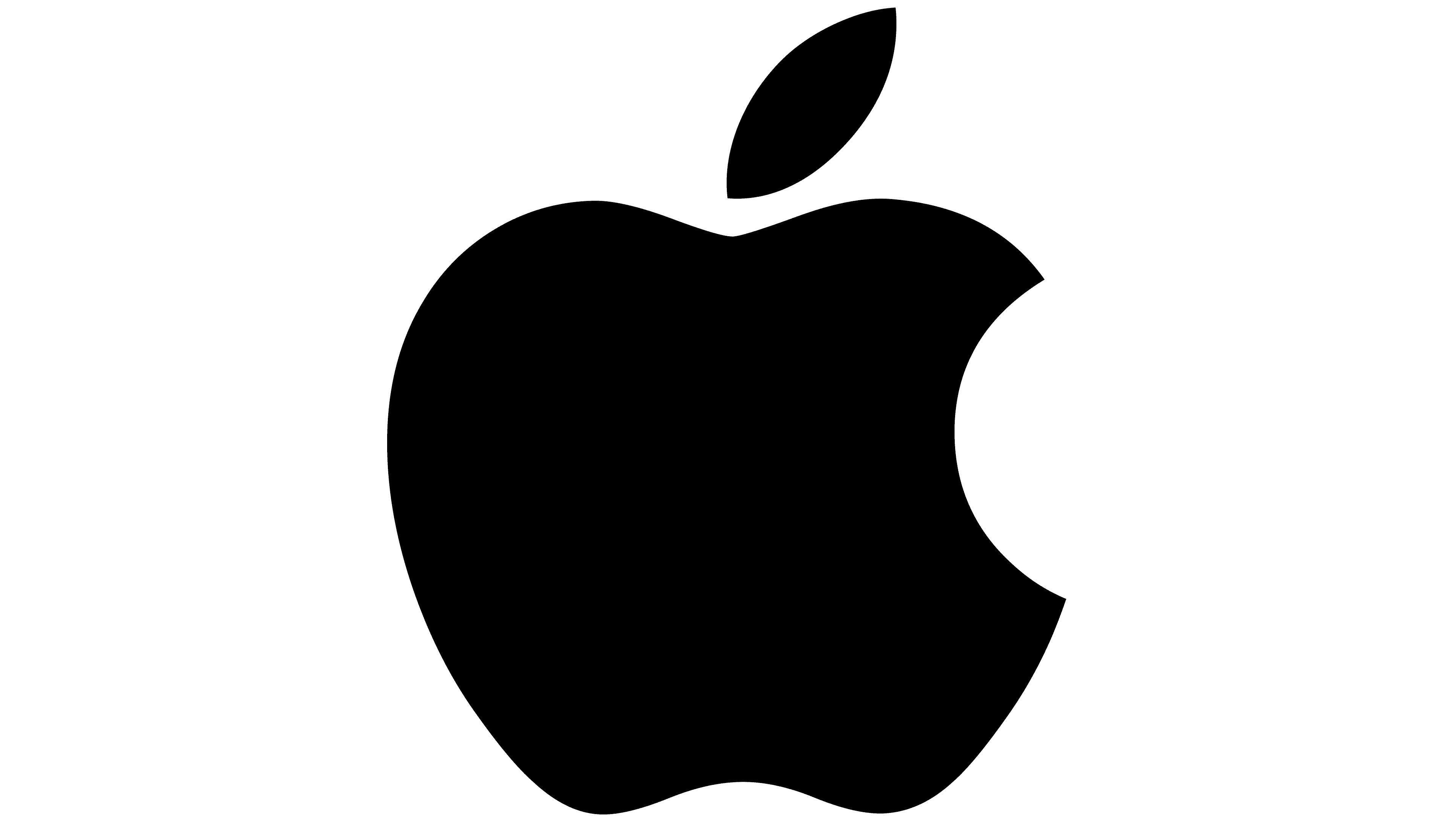 Apple logo Logo