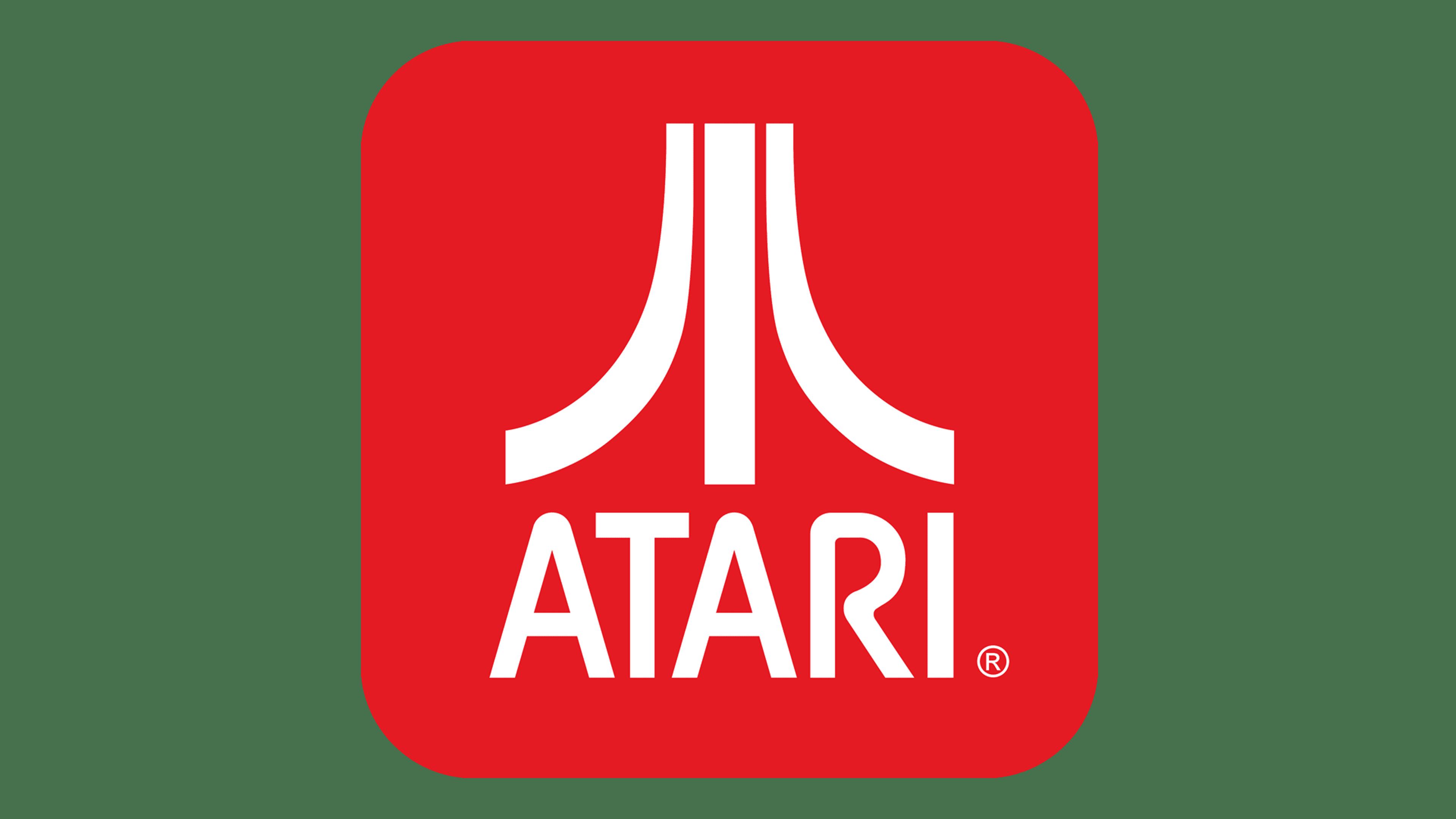 Atari Logo Logo