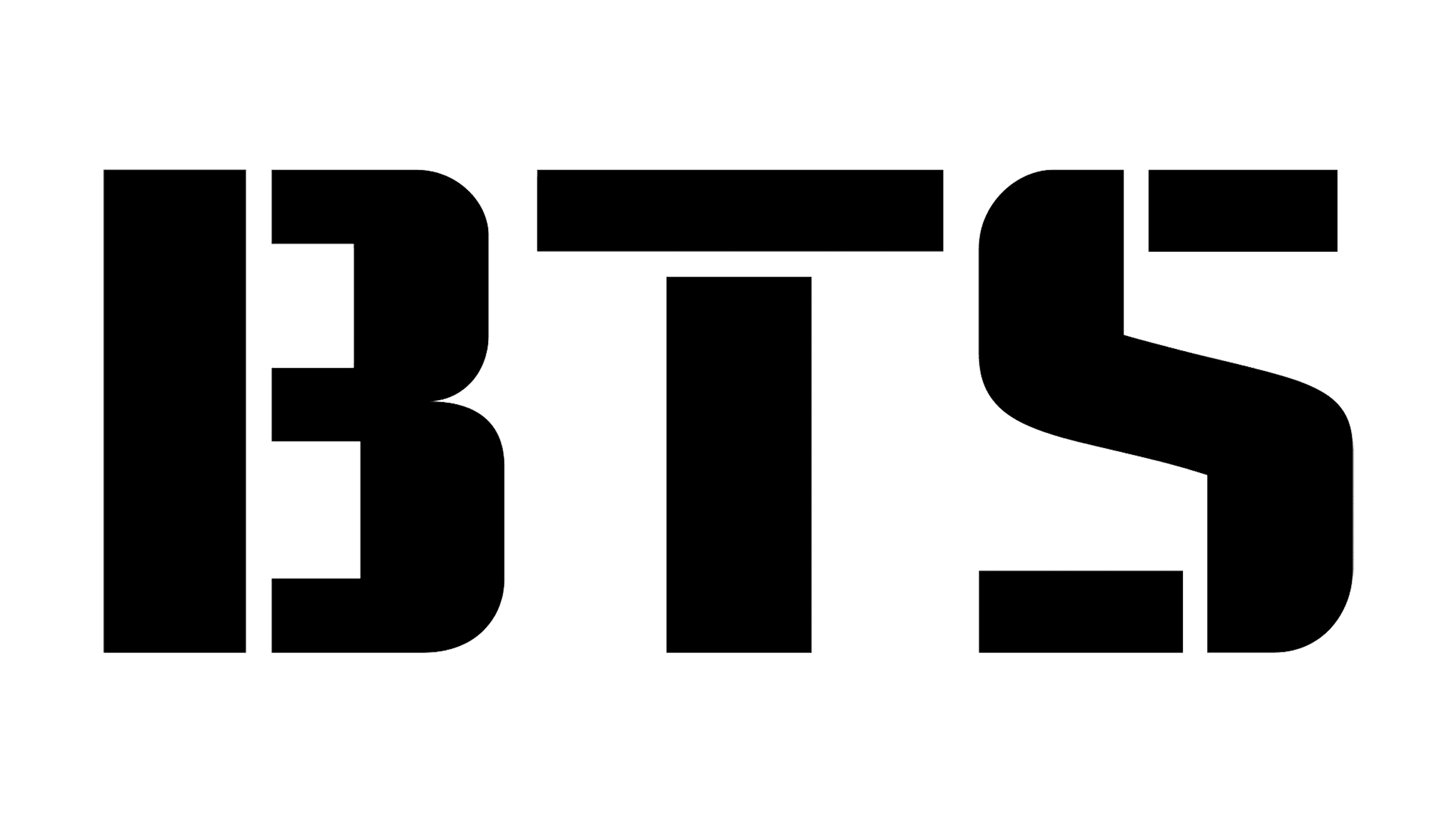 BTS font