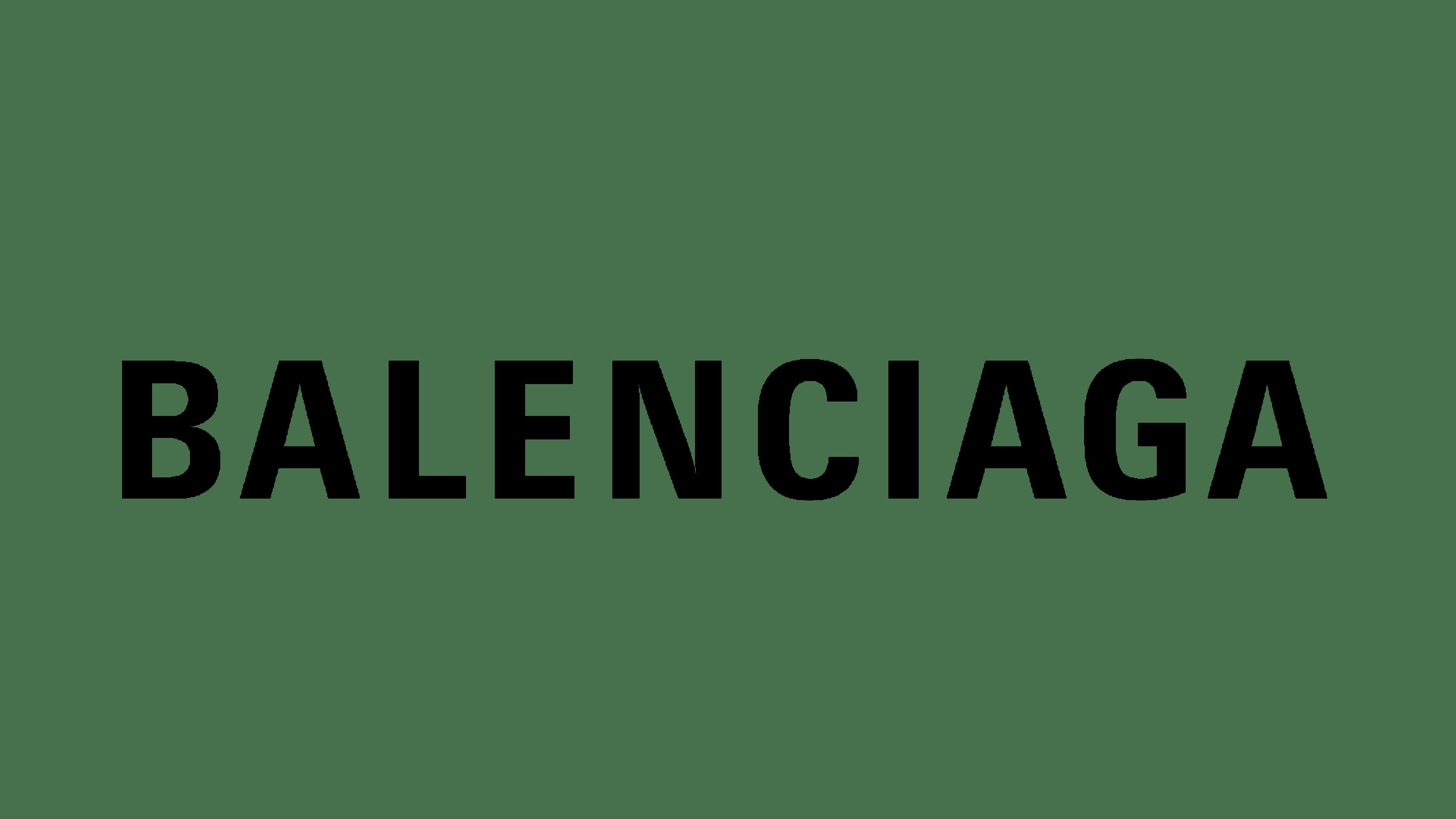 Balenciaga Logo Logo