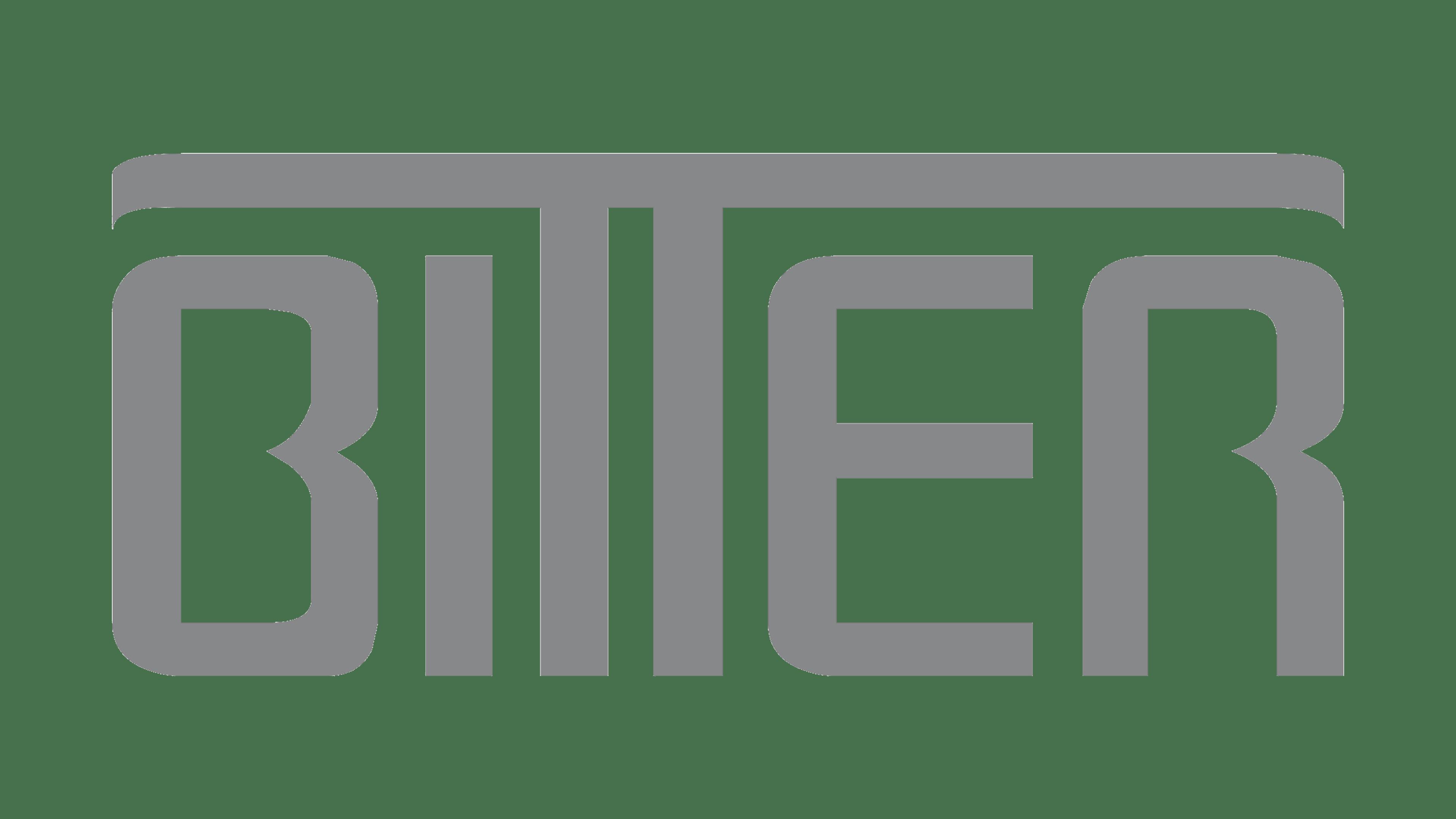 Bitter Logo Logo