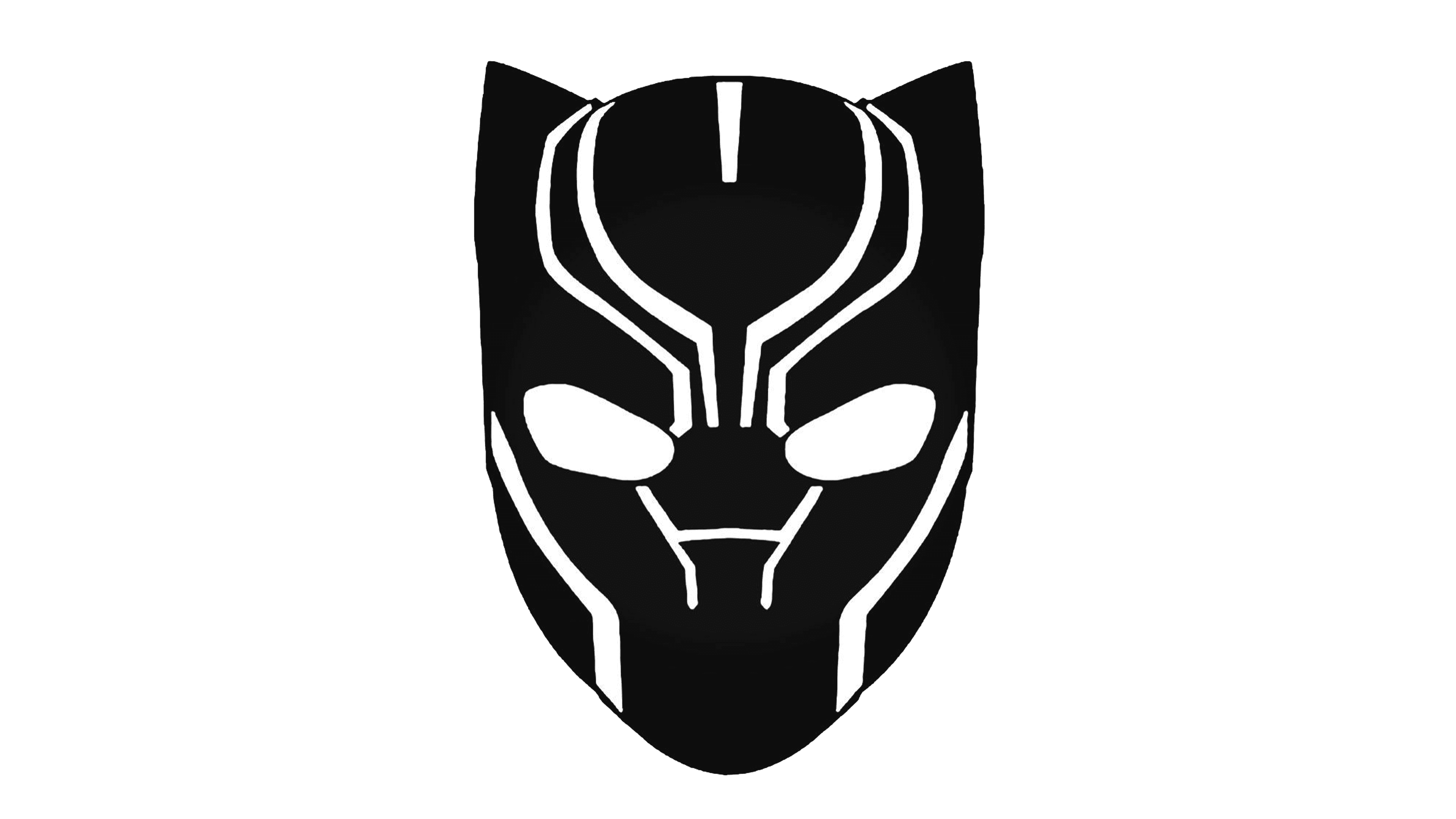 Black Panther Logo Logo