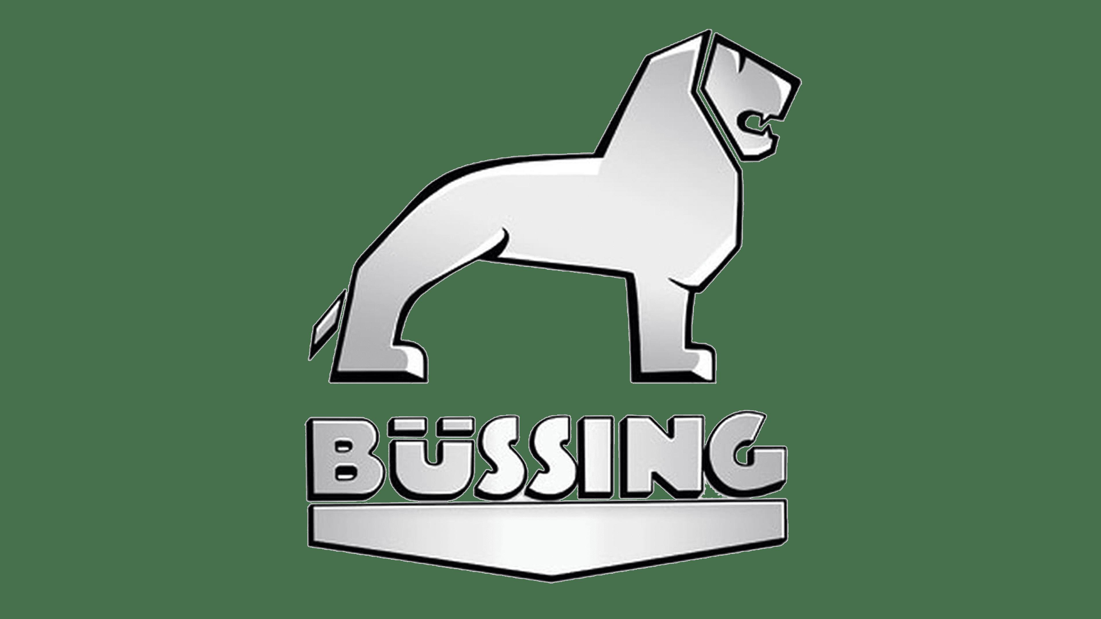 Büssing Logo Logo