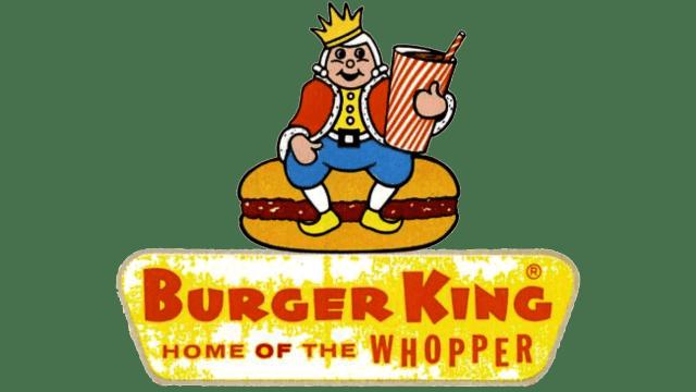 Burger King Logo-1957