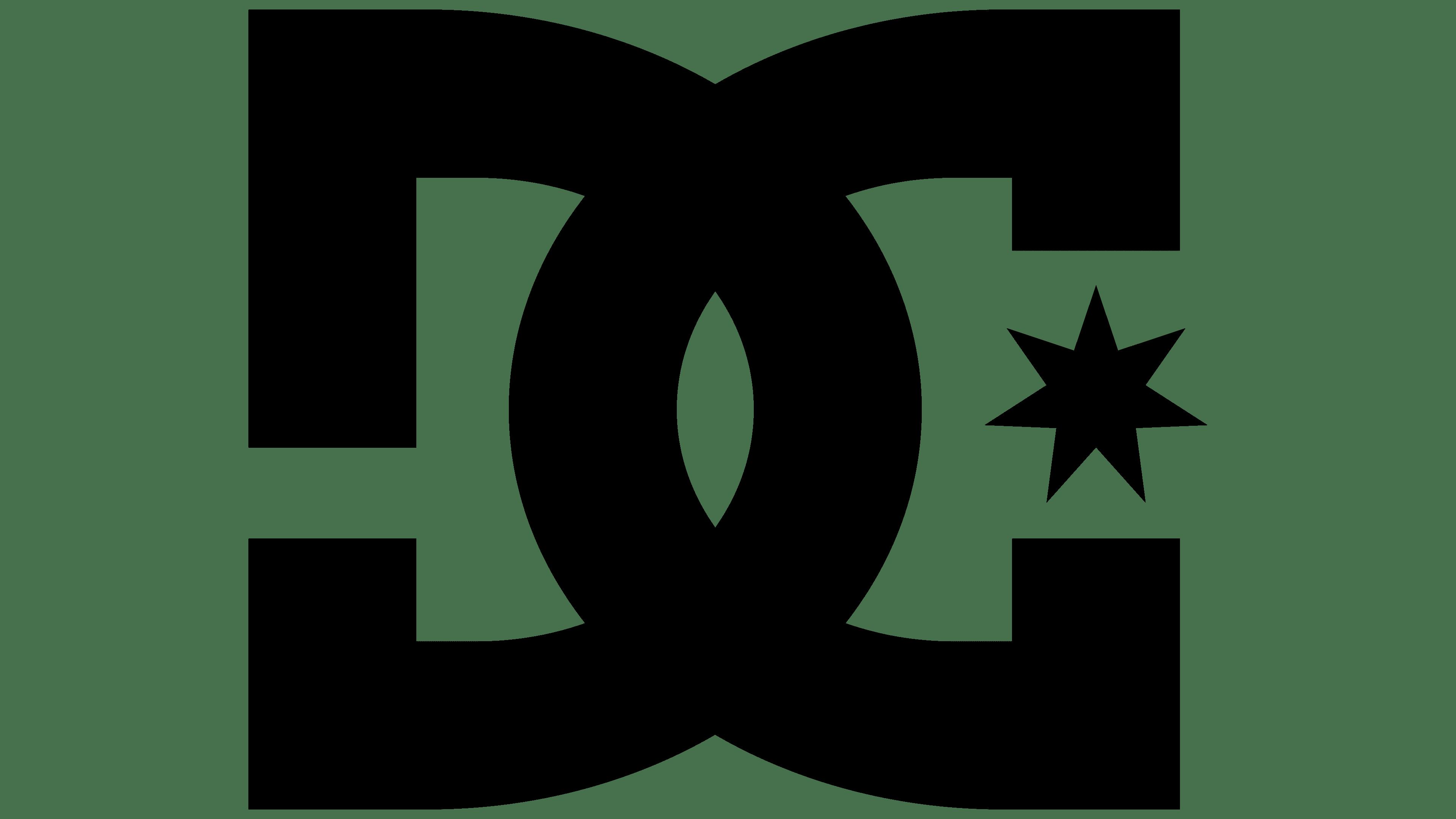 DC Shoes logo Logo