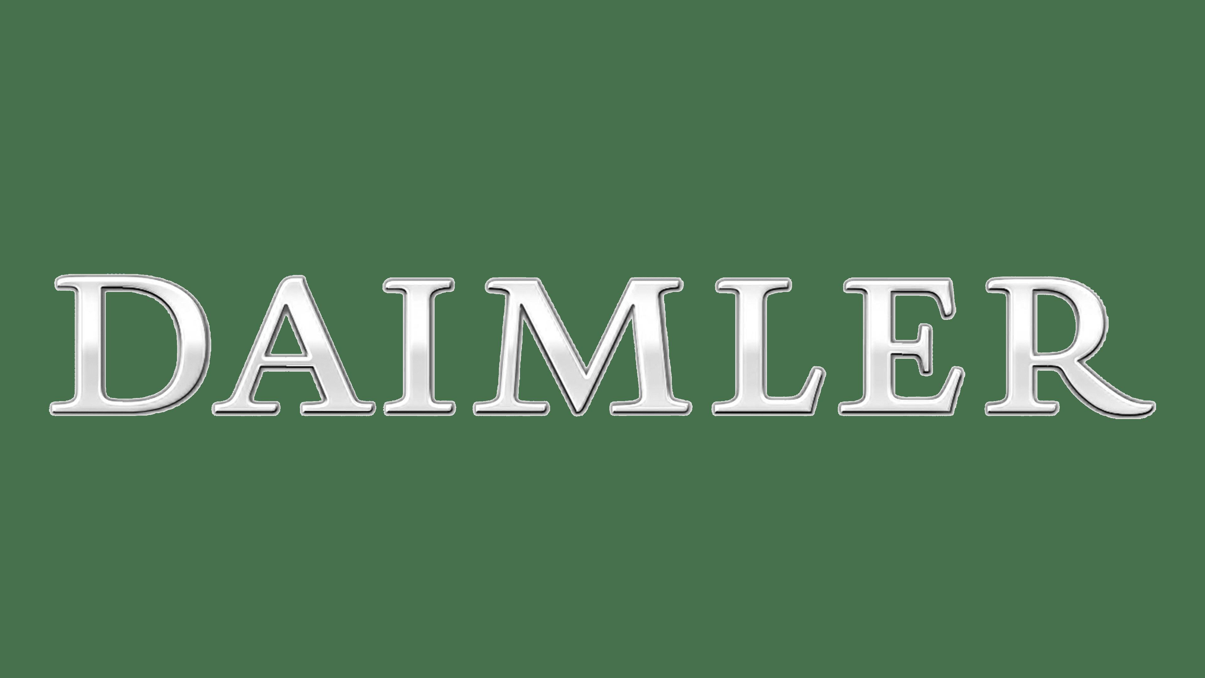 Daimler Logo Logo