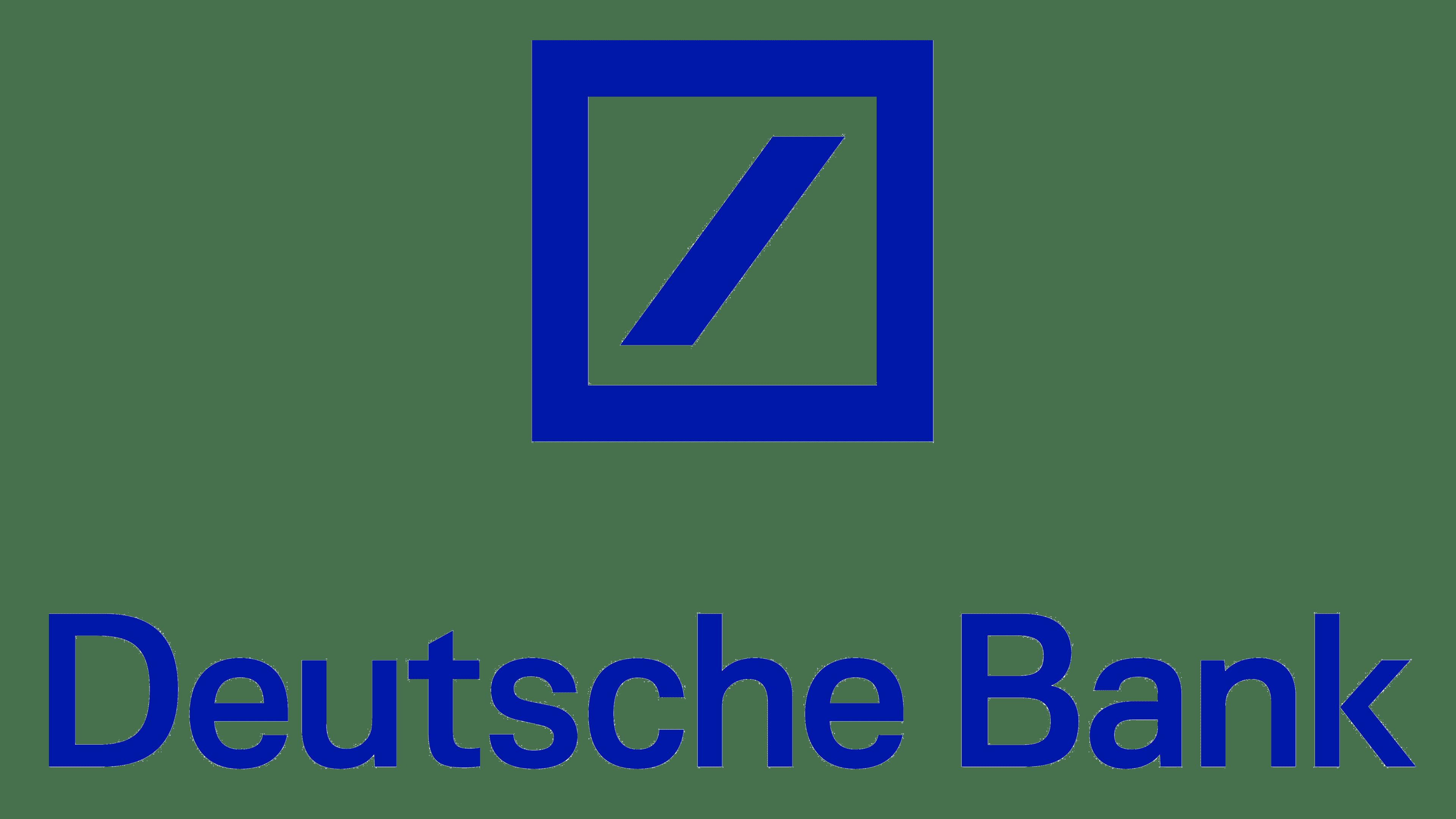 Deutsche Bank logo Logo