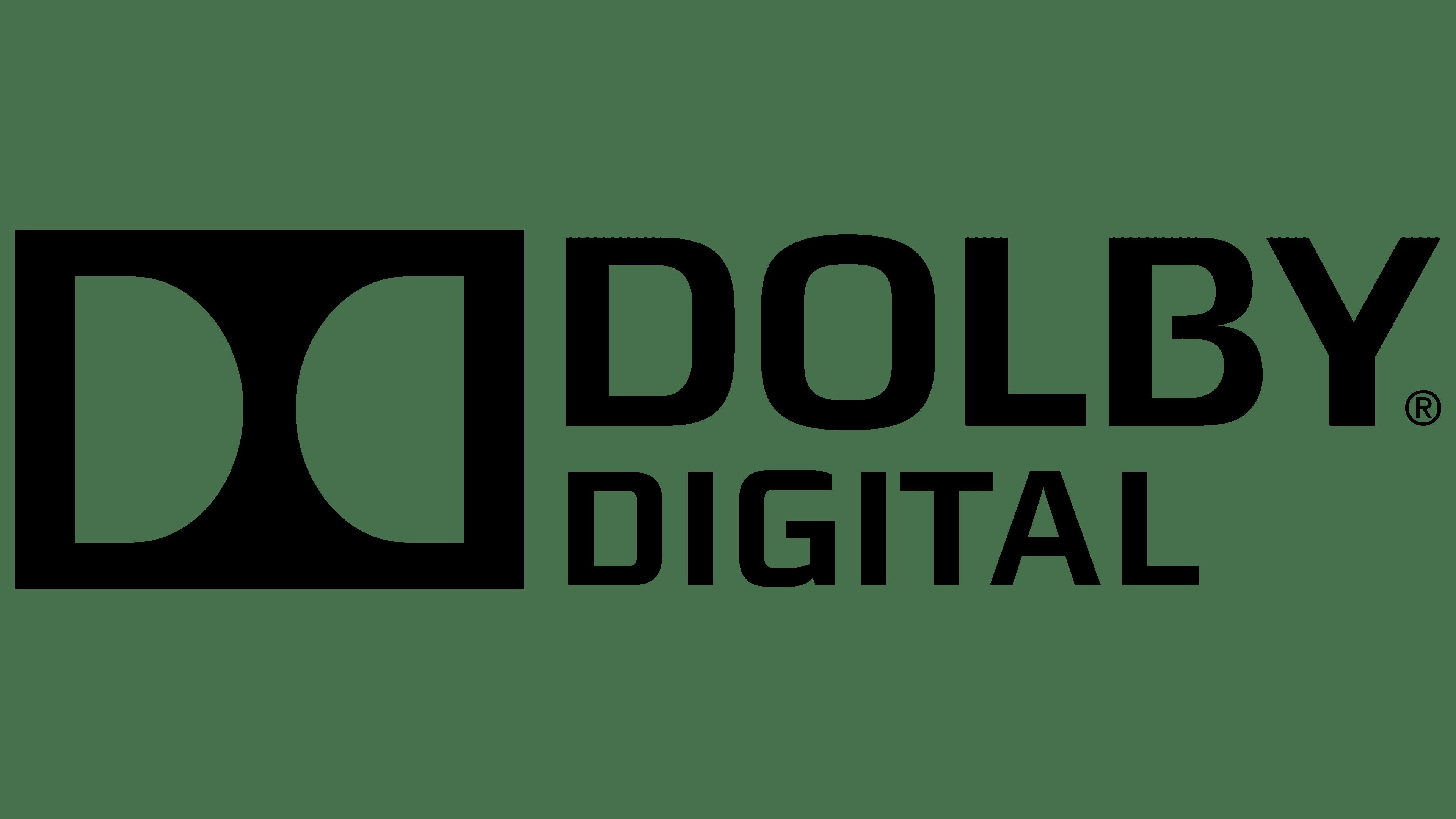 Dolby Digital logo Logo