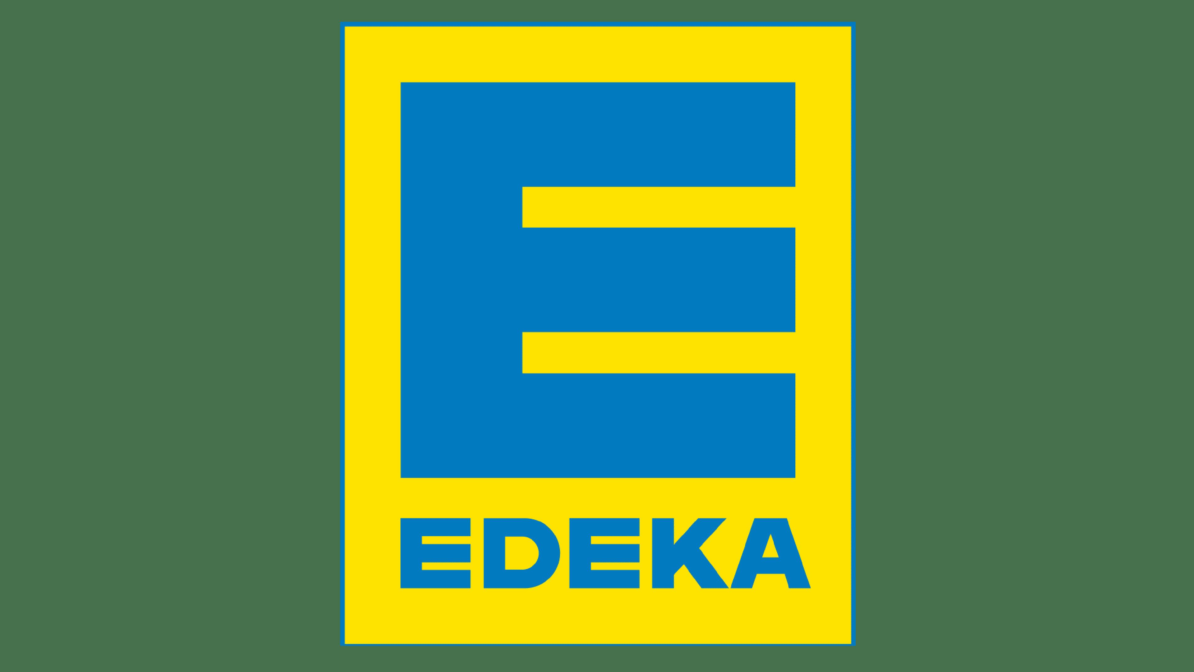 Edeka Logo Logo