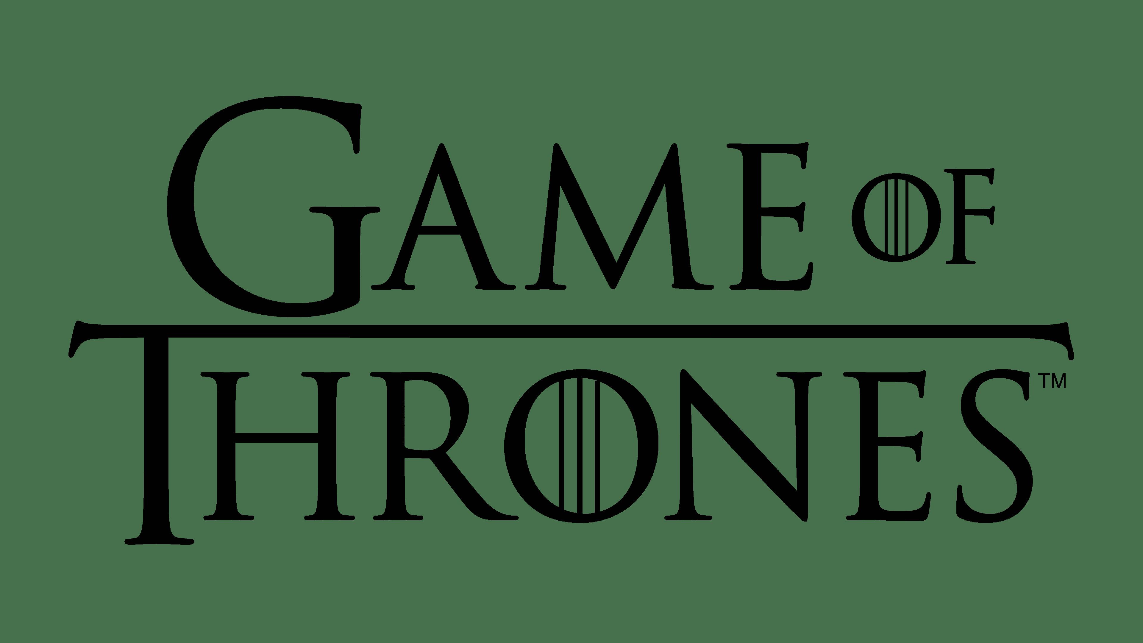 Game of Thrones Logo Logo