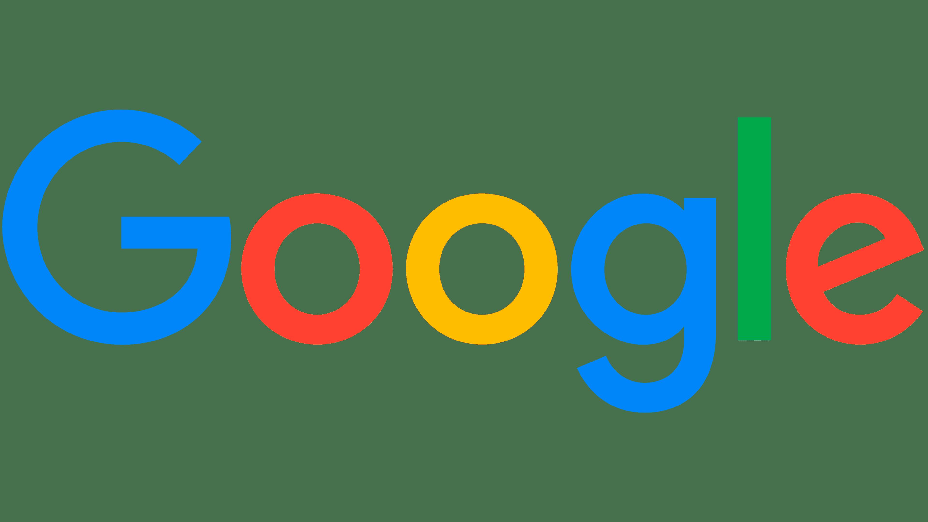 Google logo Logo