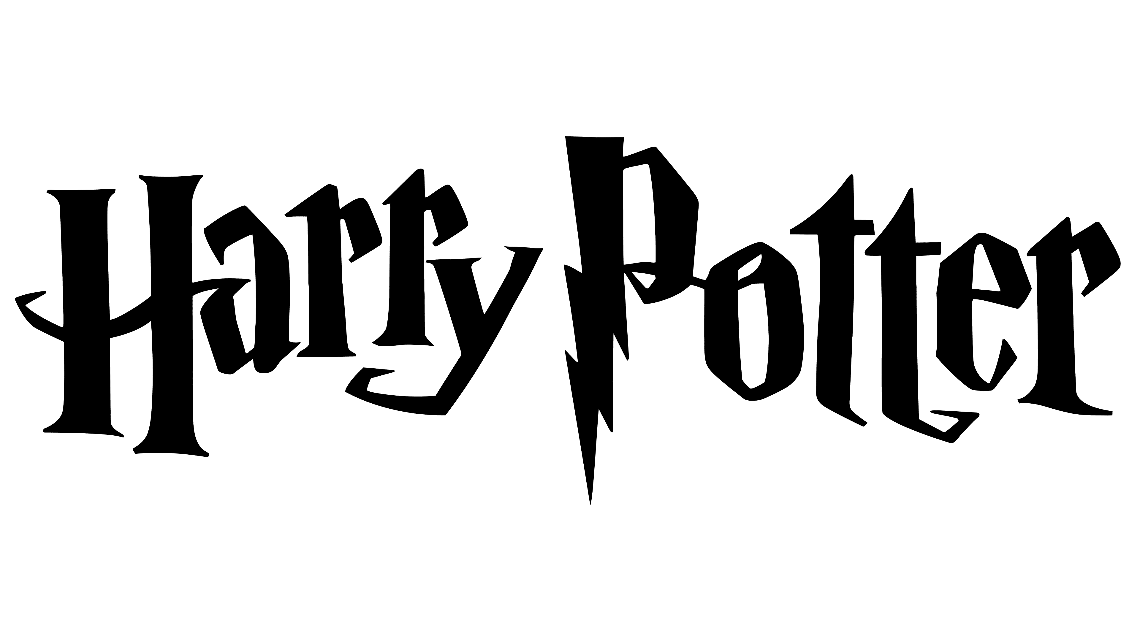 Harry Potter logo Logo