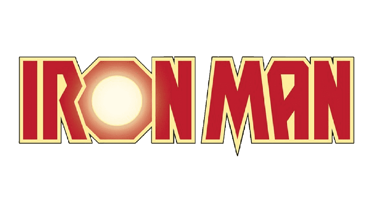 Iron Man logo Logo