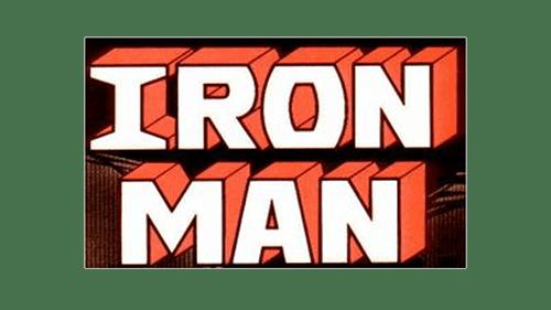 Iron man logo-1986