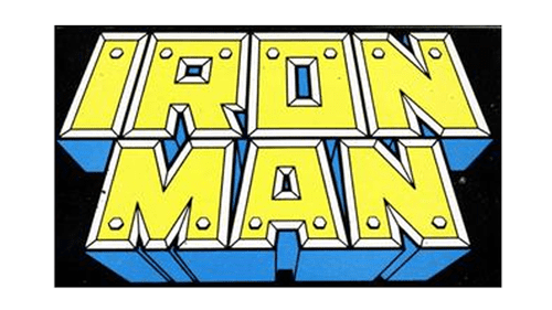 Iron man logo-1987
