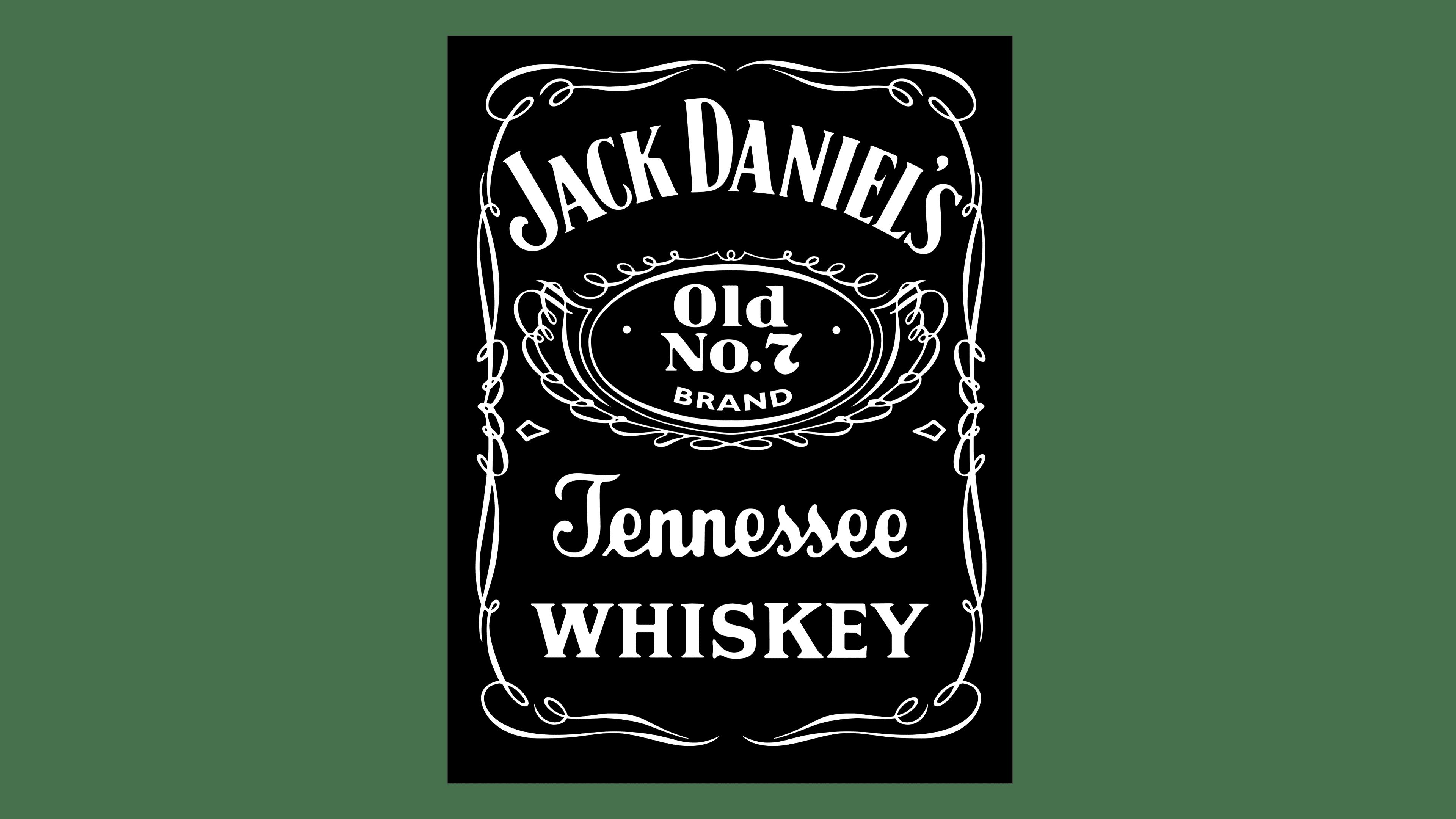 Jack Daniel's logo Logo