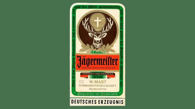 Jagermeister logo-1970