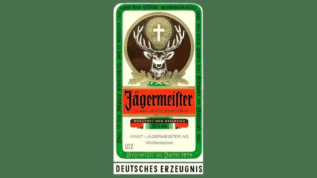 Jagermeister logo-1987