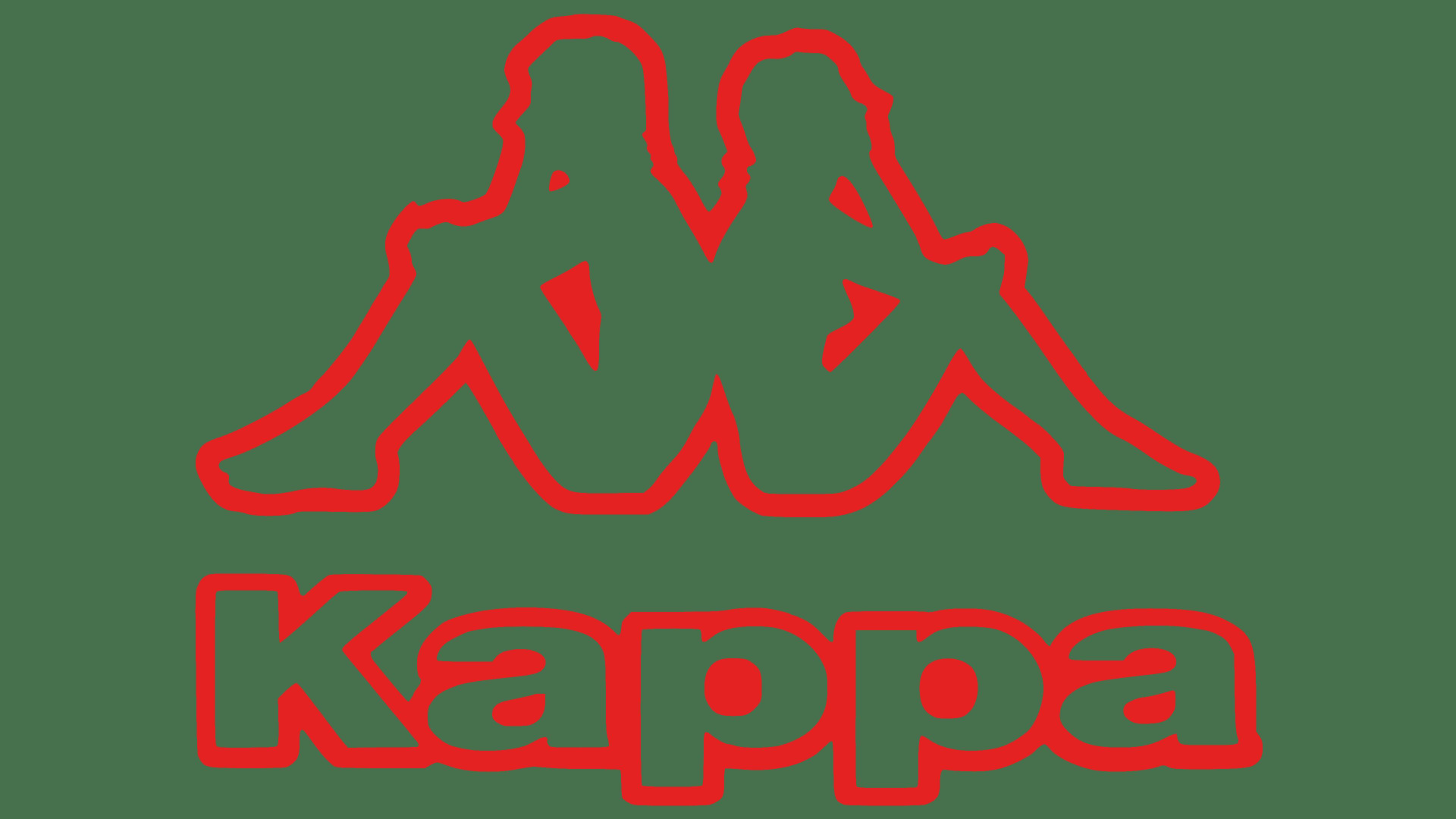 Kappa logo Logo