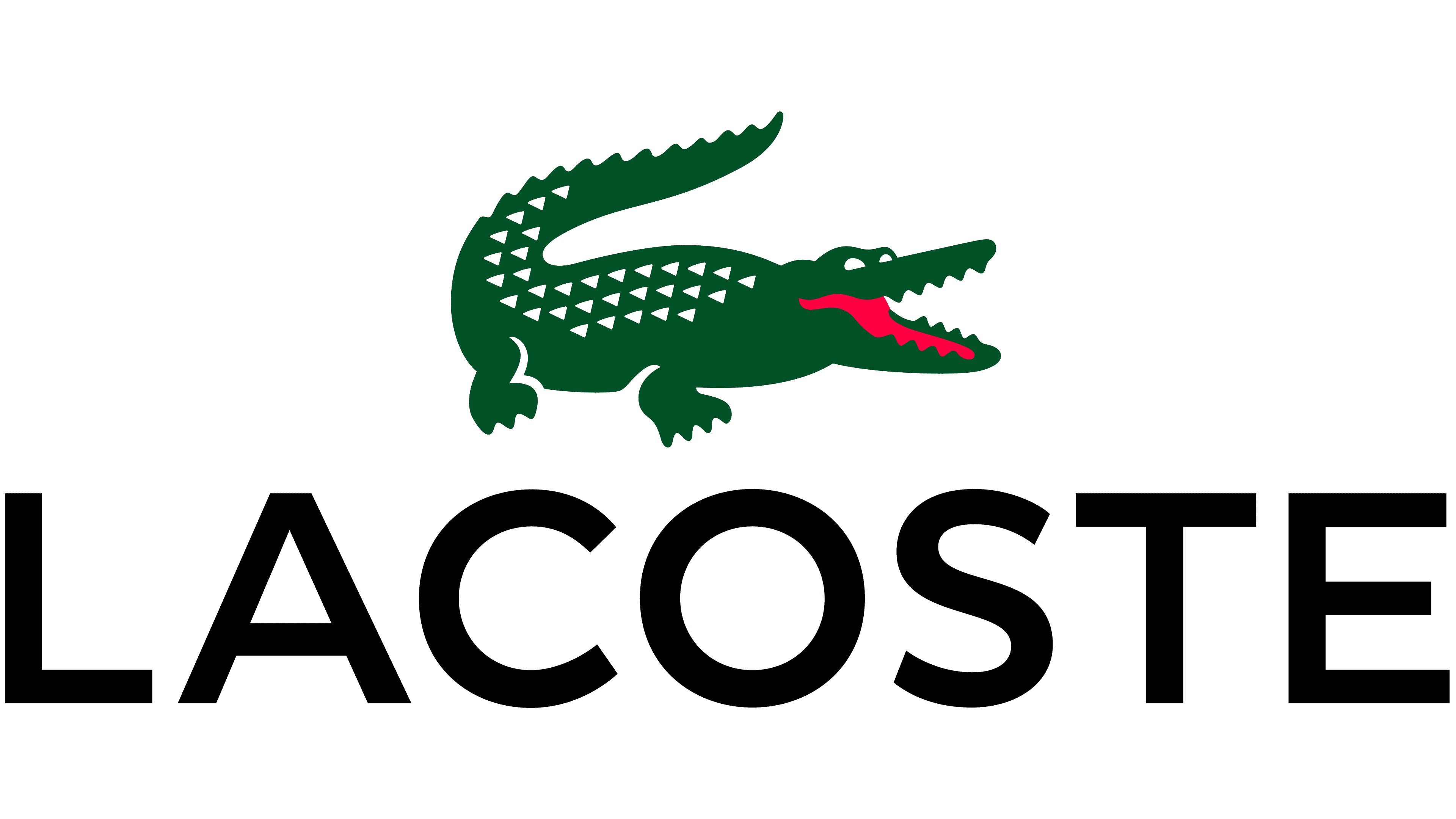 Lacoste Logo Logo