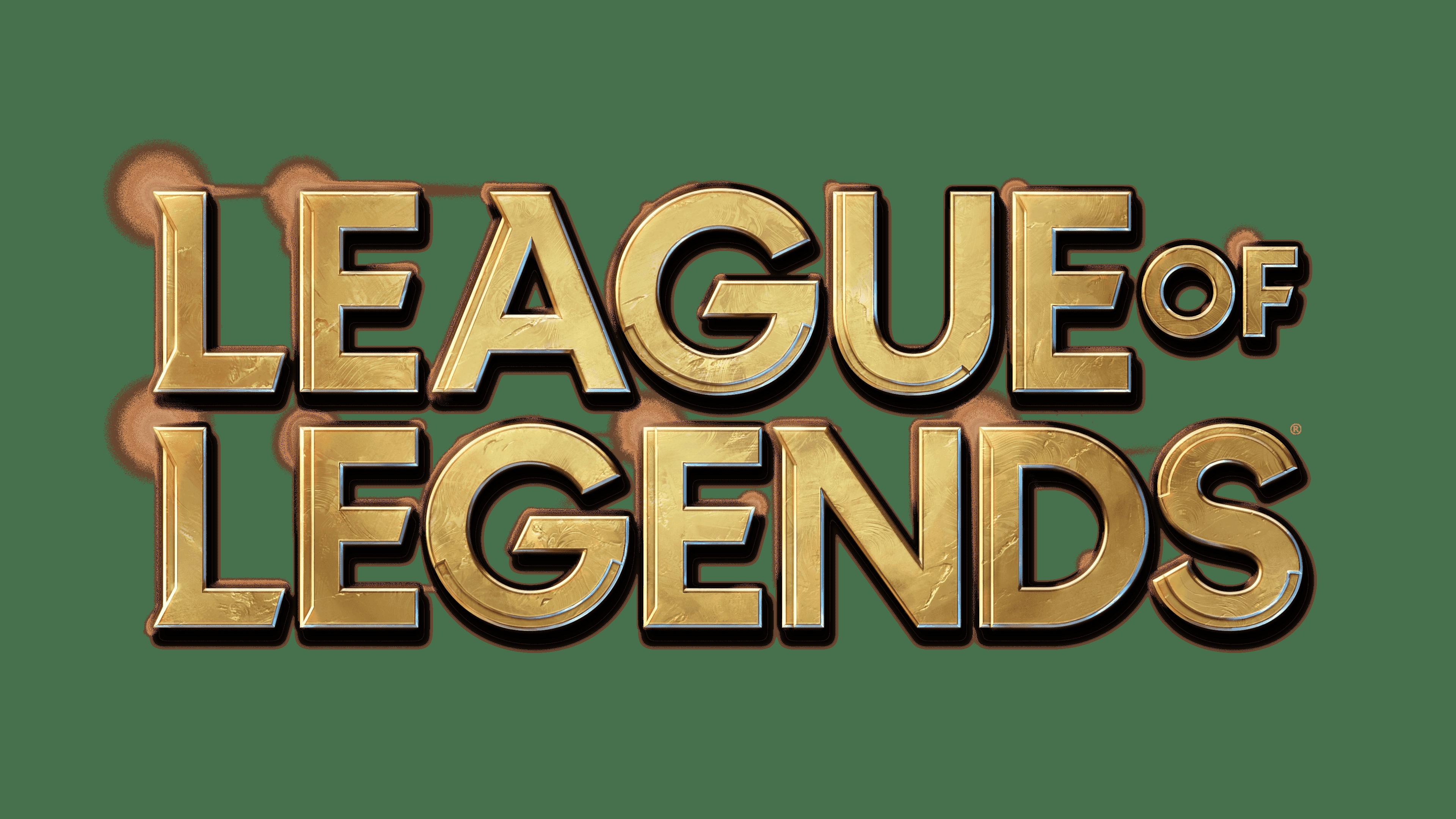 League of Legends Logo Logo