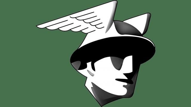 Logo Mercury Man