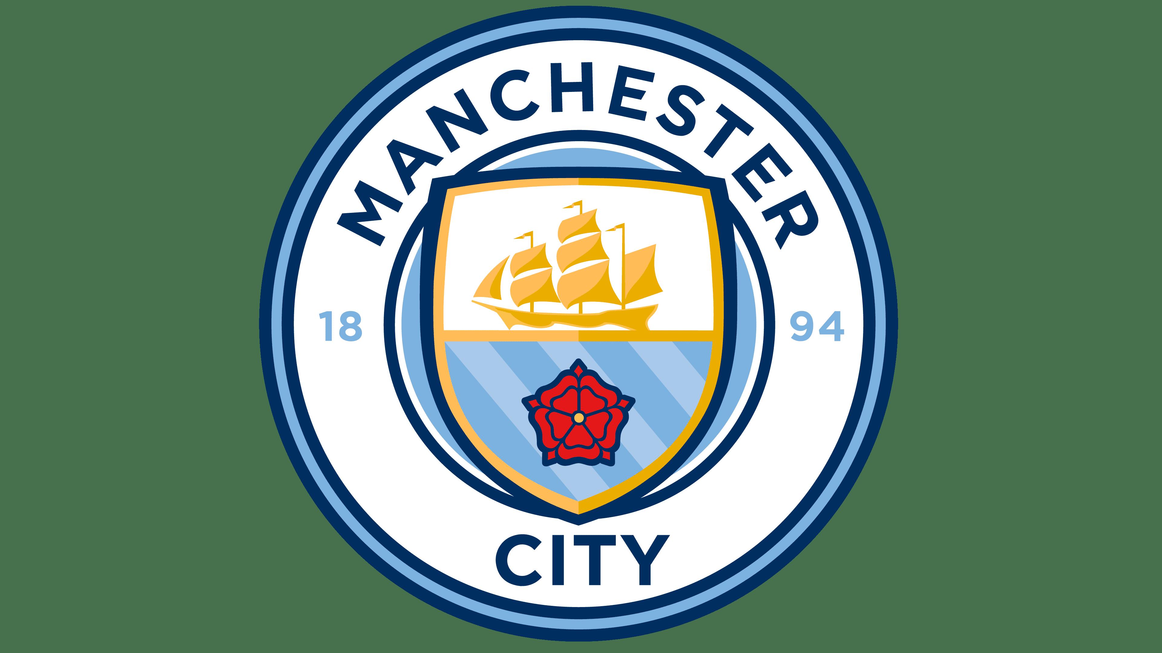 Manchester City logo Logo