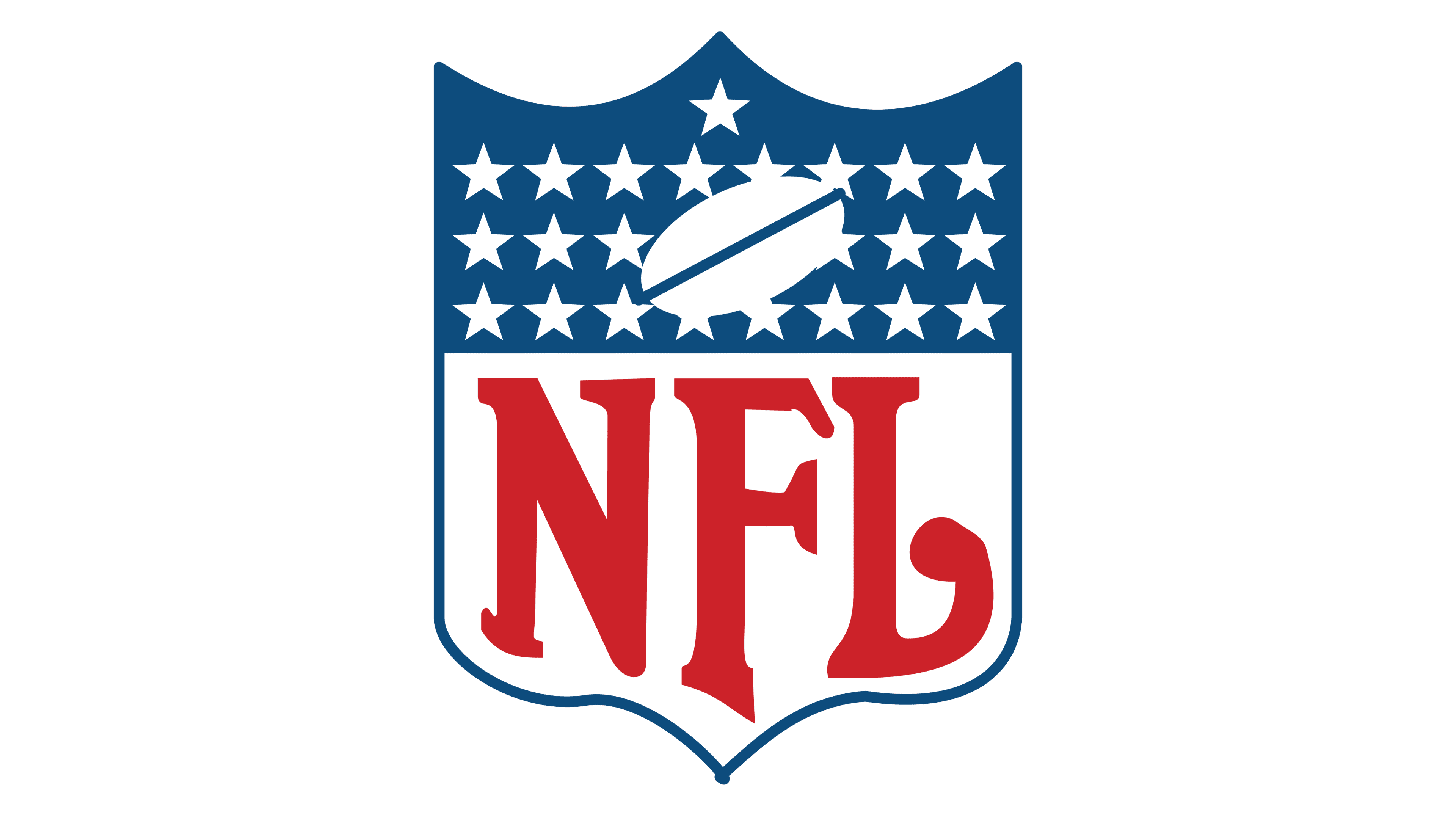 NFL logo (National Football League) Logo