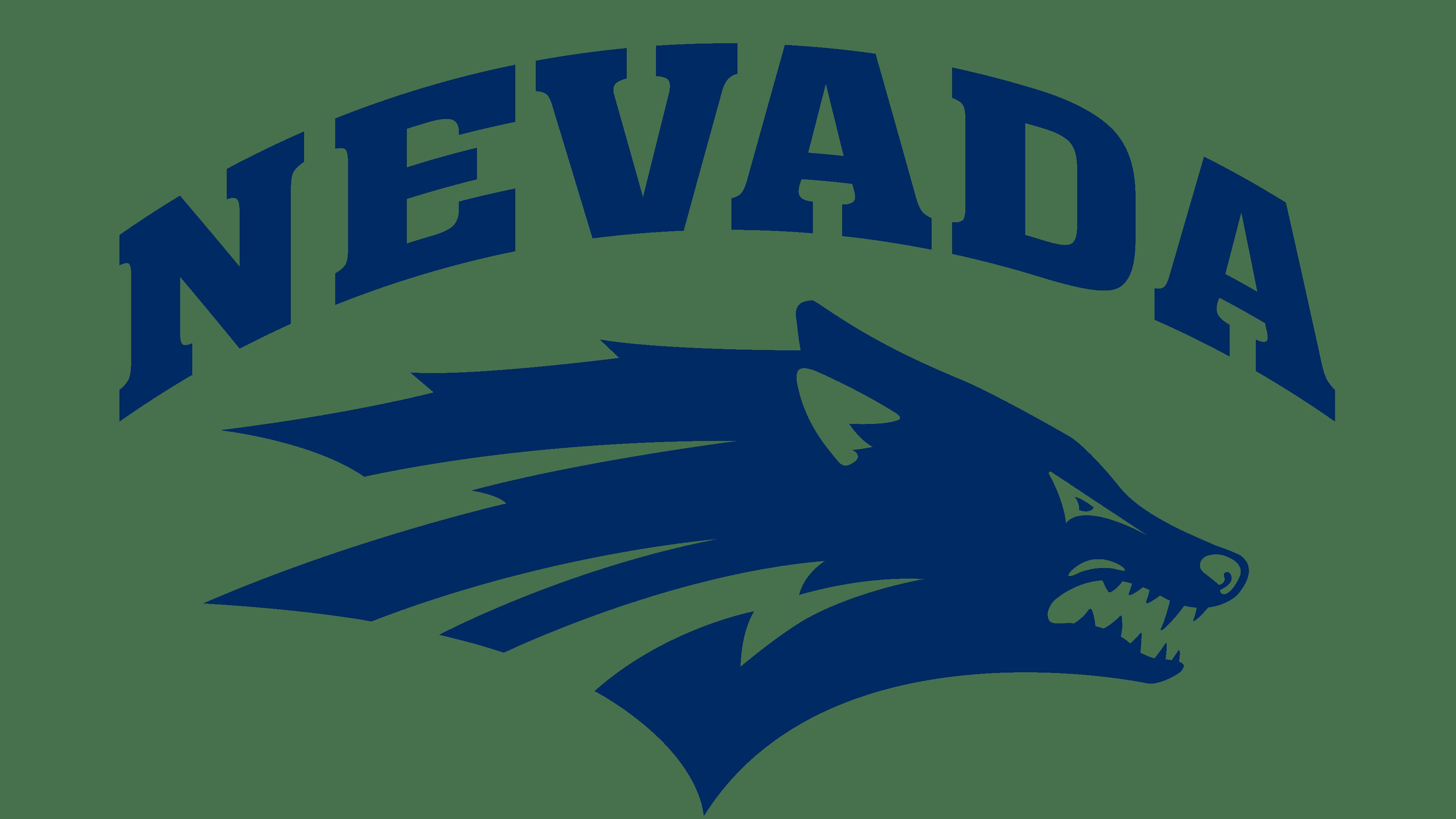 Nevada Wolf Pack Logo Logo