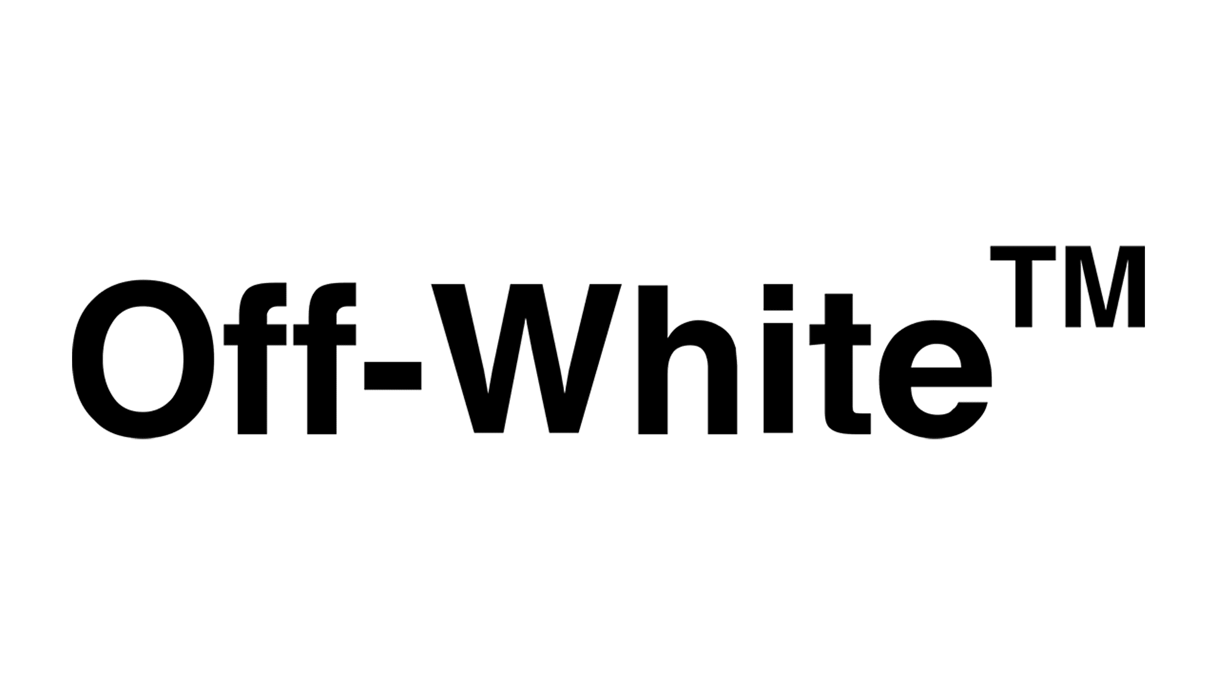 Off-White logo Logo
