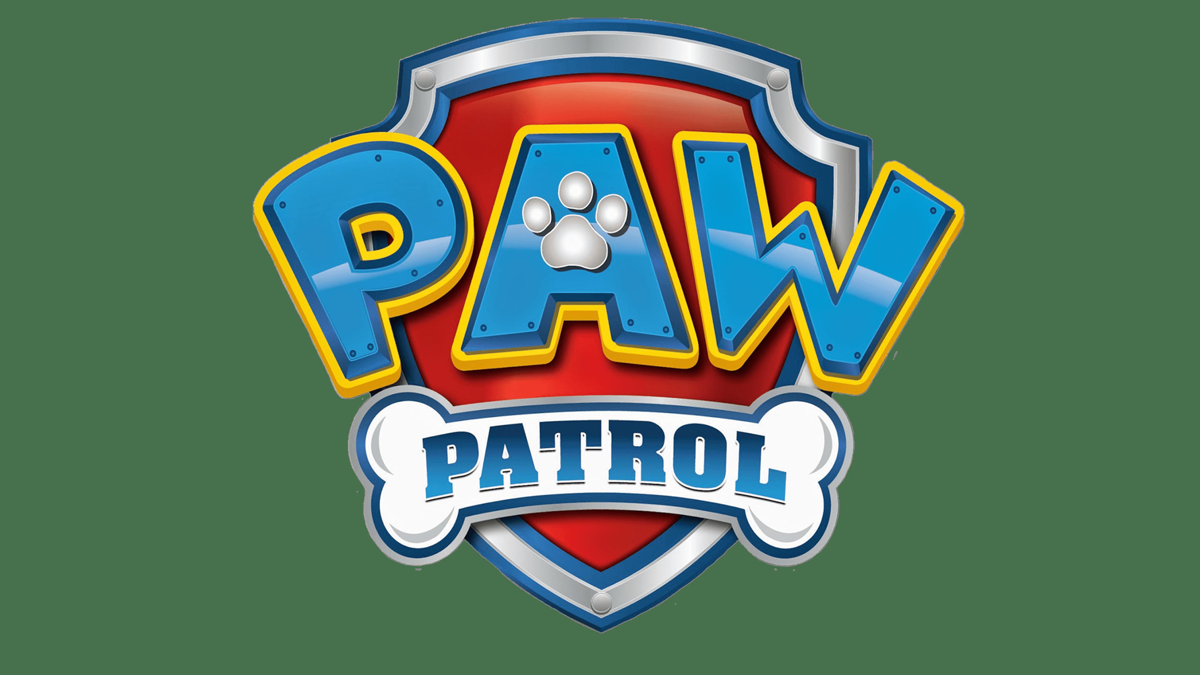 Paw Patrol logo Logo