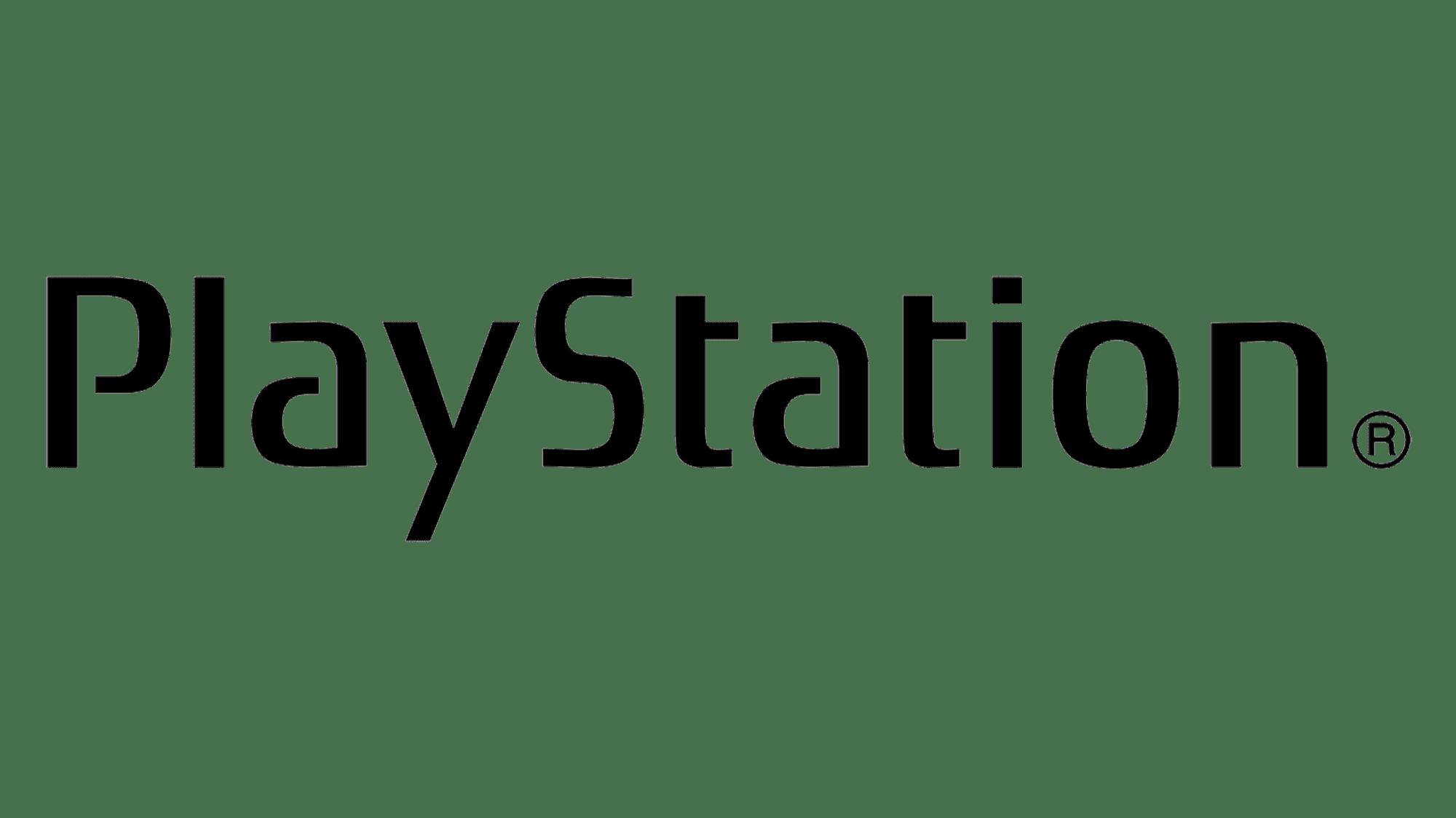 PlayStation font