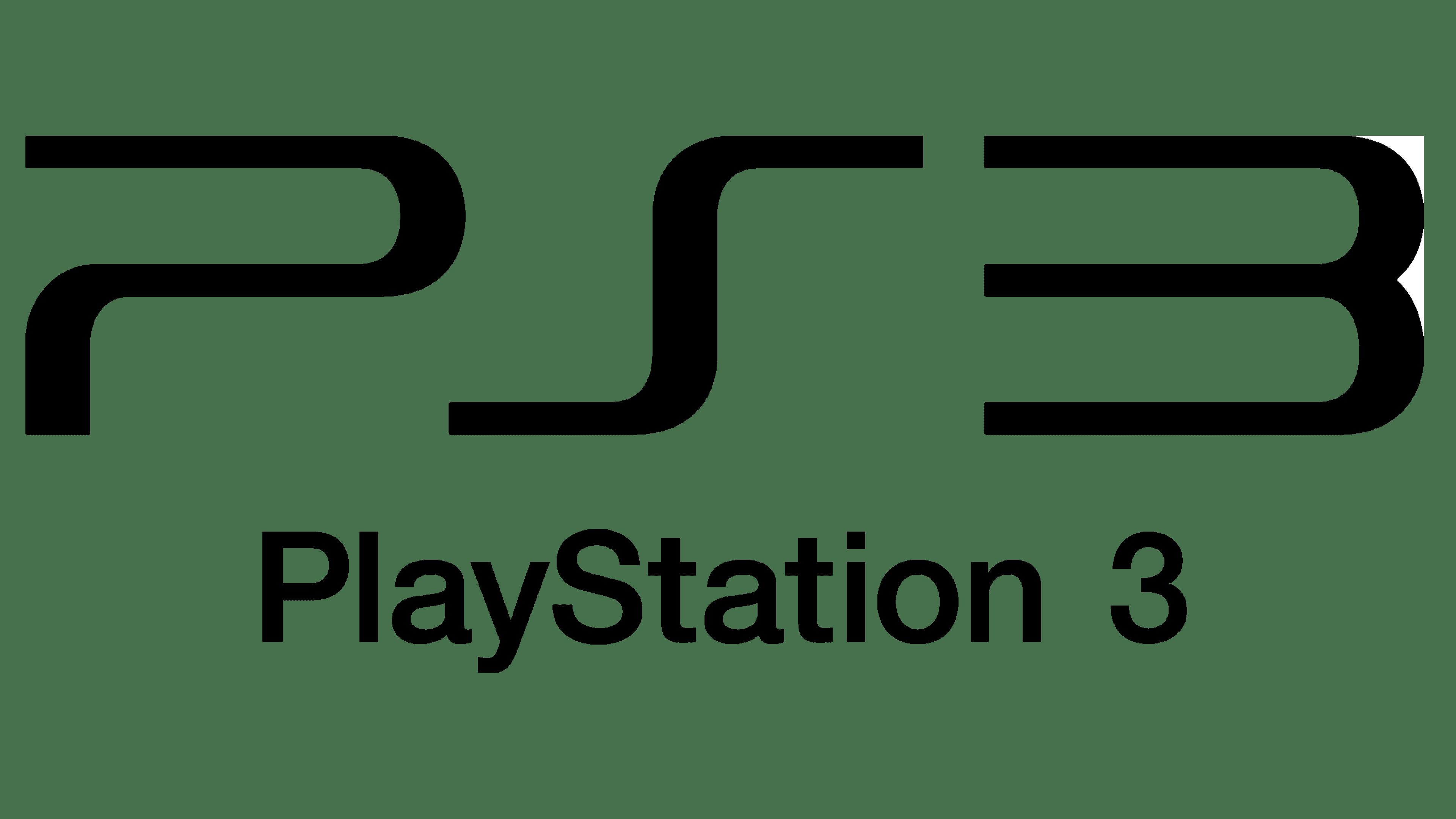 PlayStation logo PS3