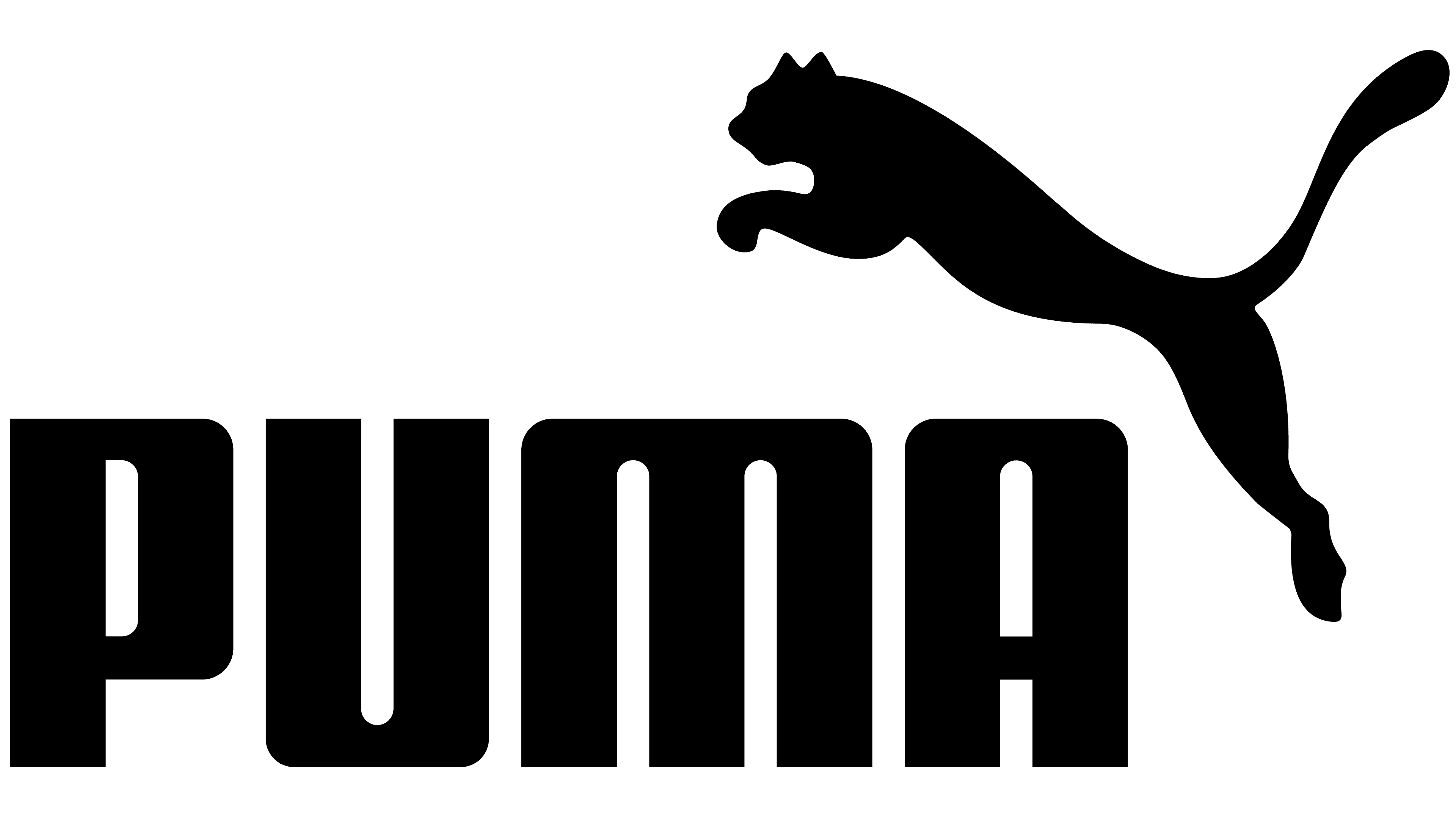 Puma logo Logo