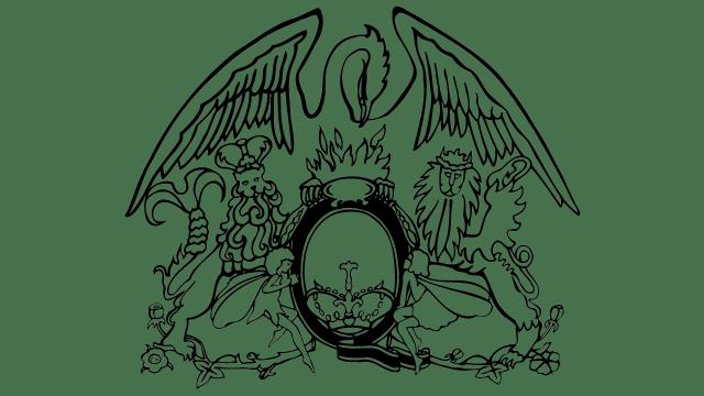 Queen logo-1973