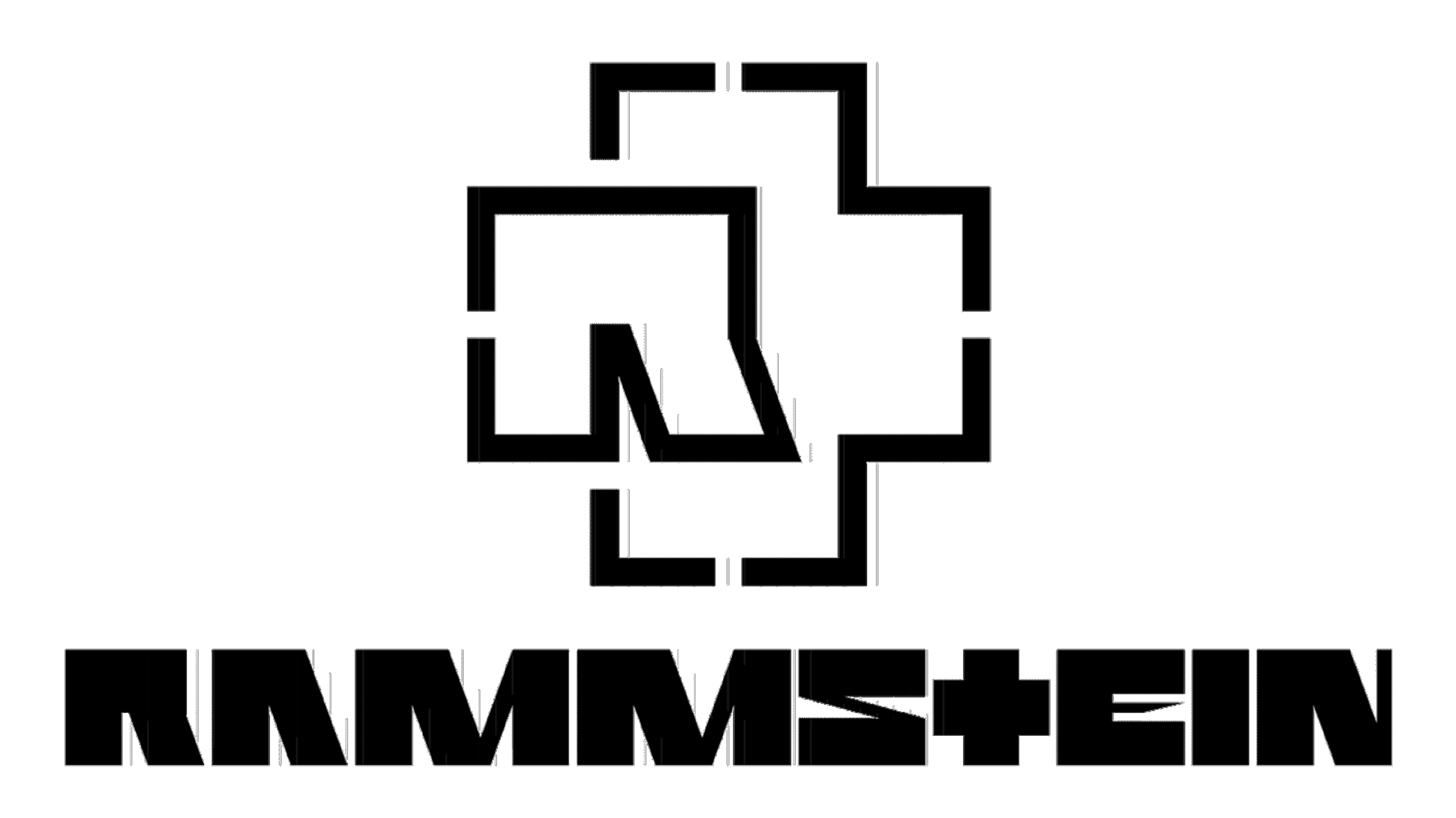 Rammstein logo Logo