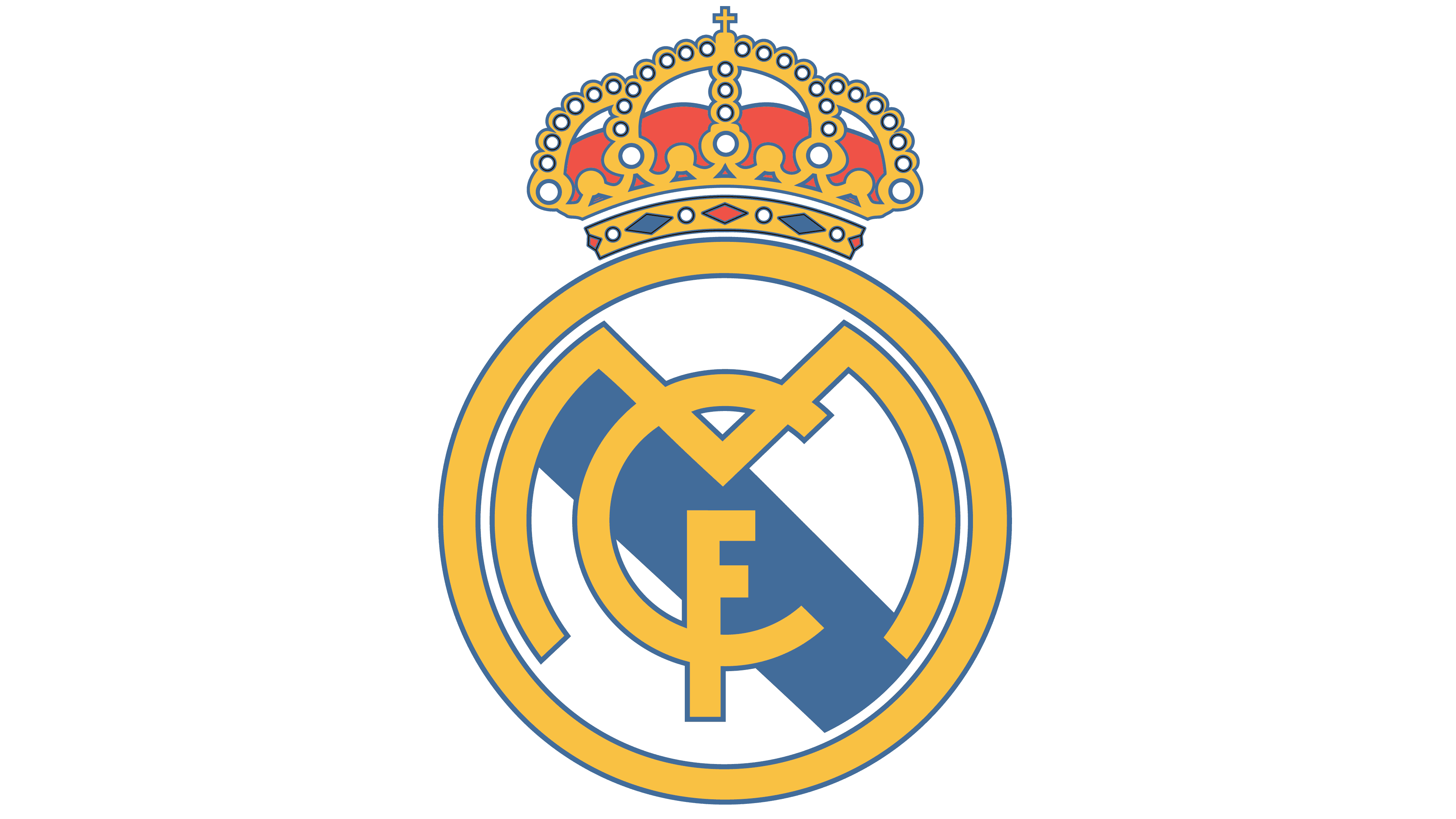 Real Madrid logo Logo