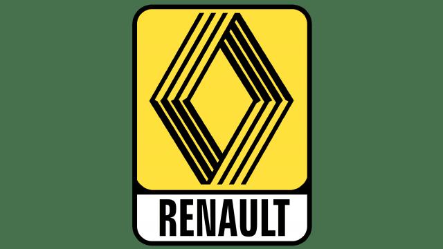 Renault Logo-1972