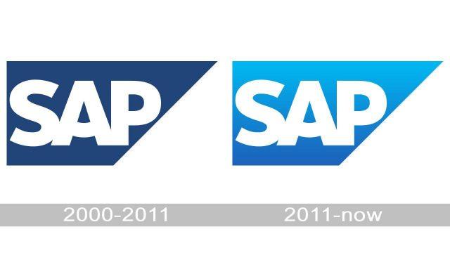 SAP Logo history