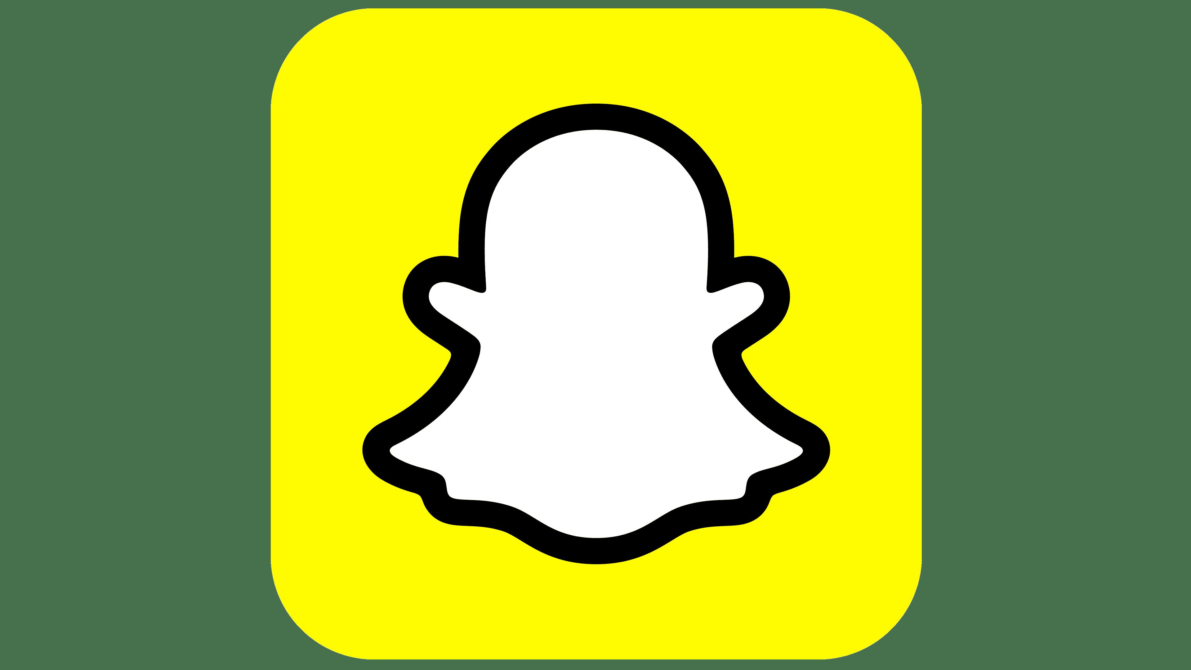 Snapchat logo Logo