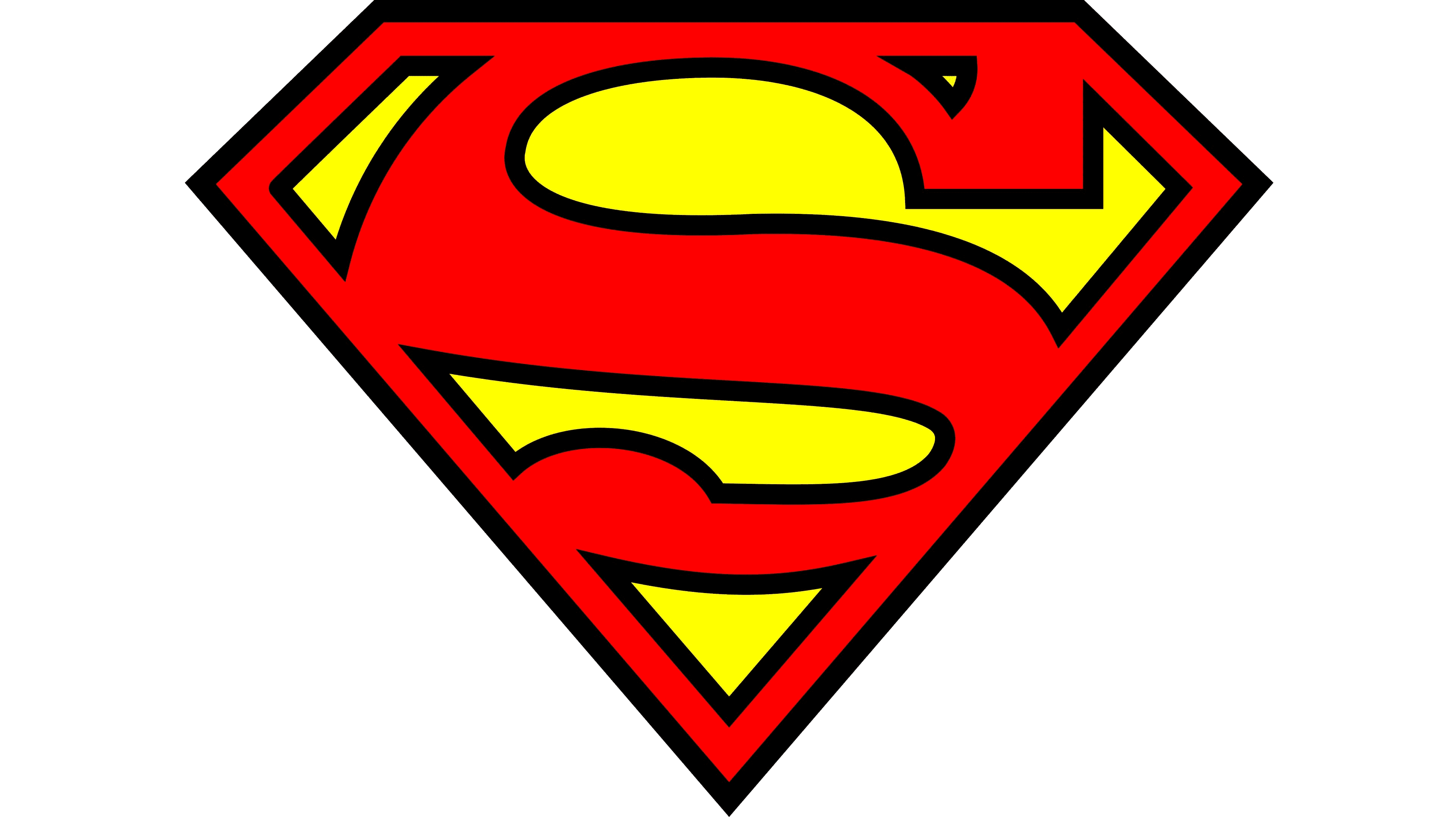 Superman logo Logo