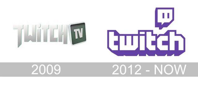Twitch logo geschichte