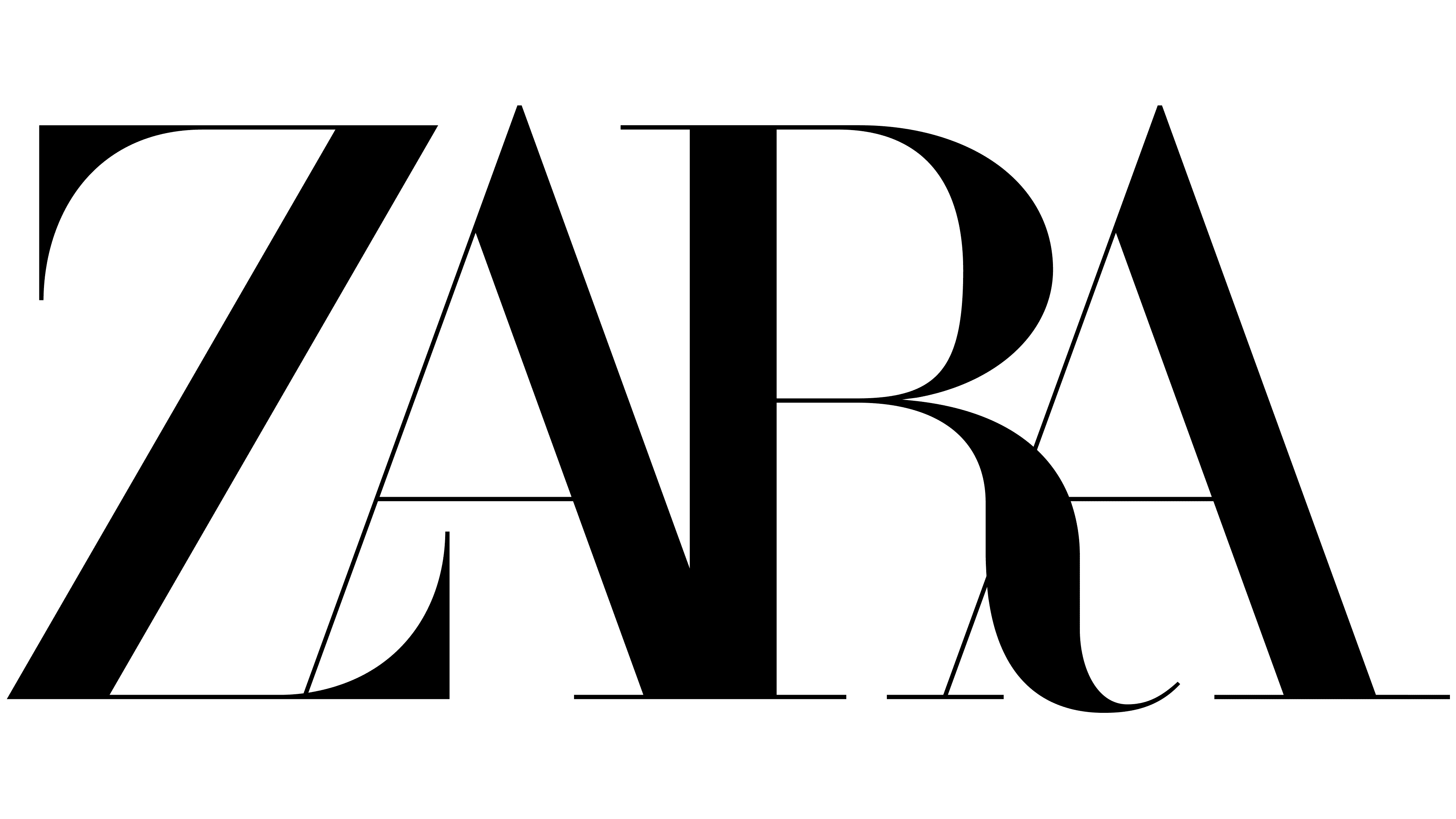 Zara Logo Logo