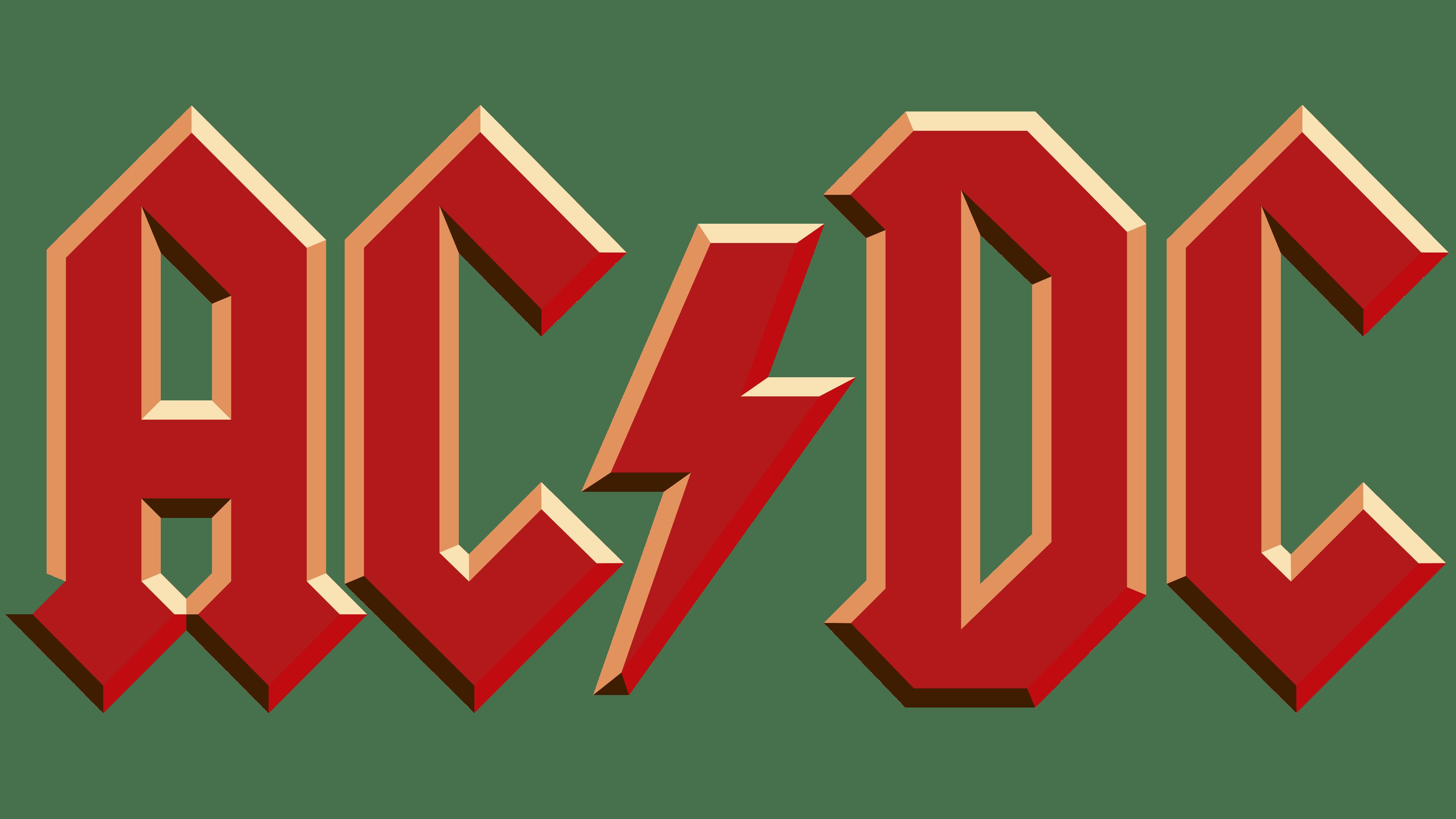AC/DC logo Logo
