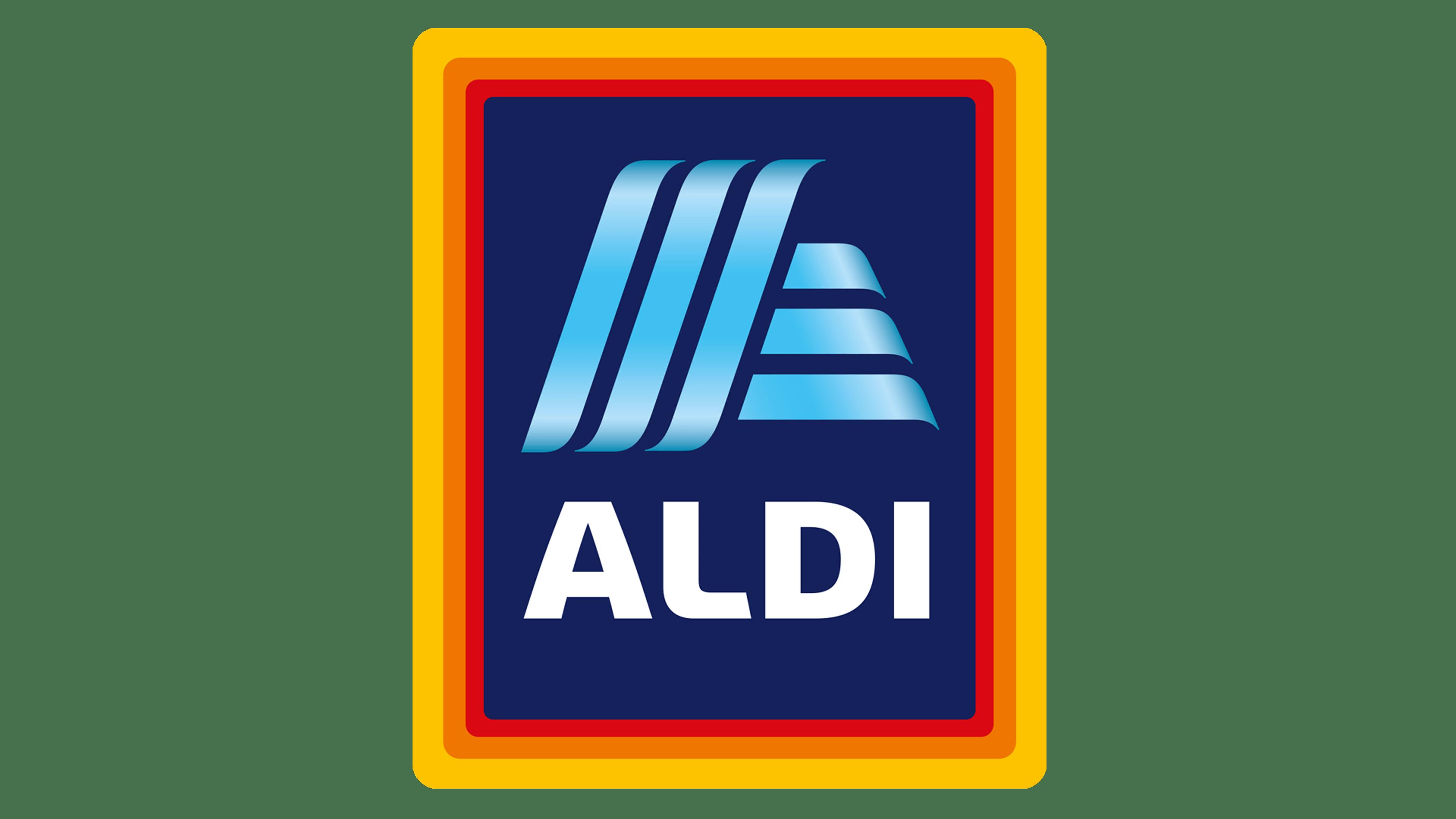 Aldi logo Logo