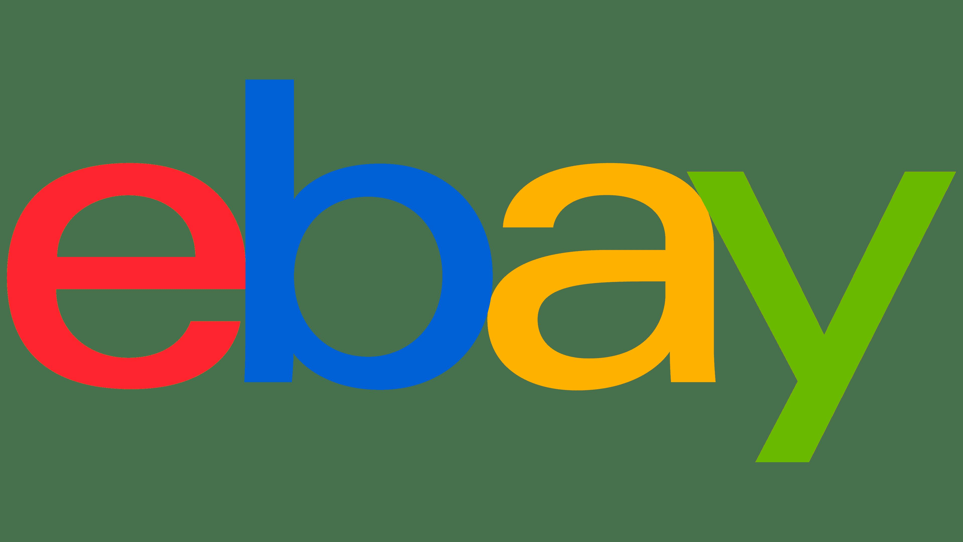 eBay logo Logo